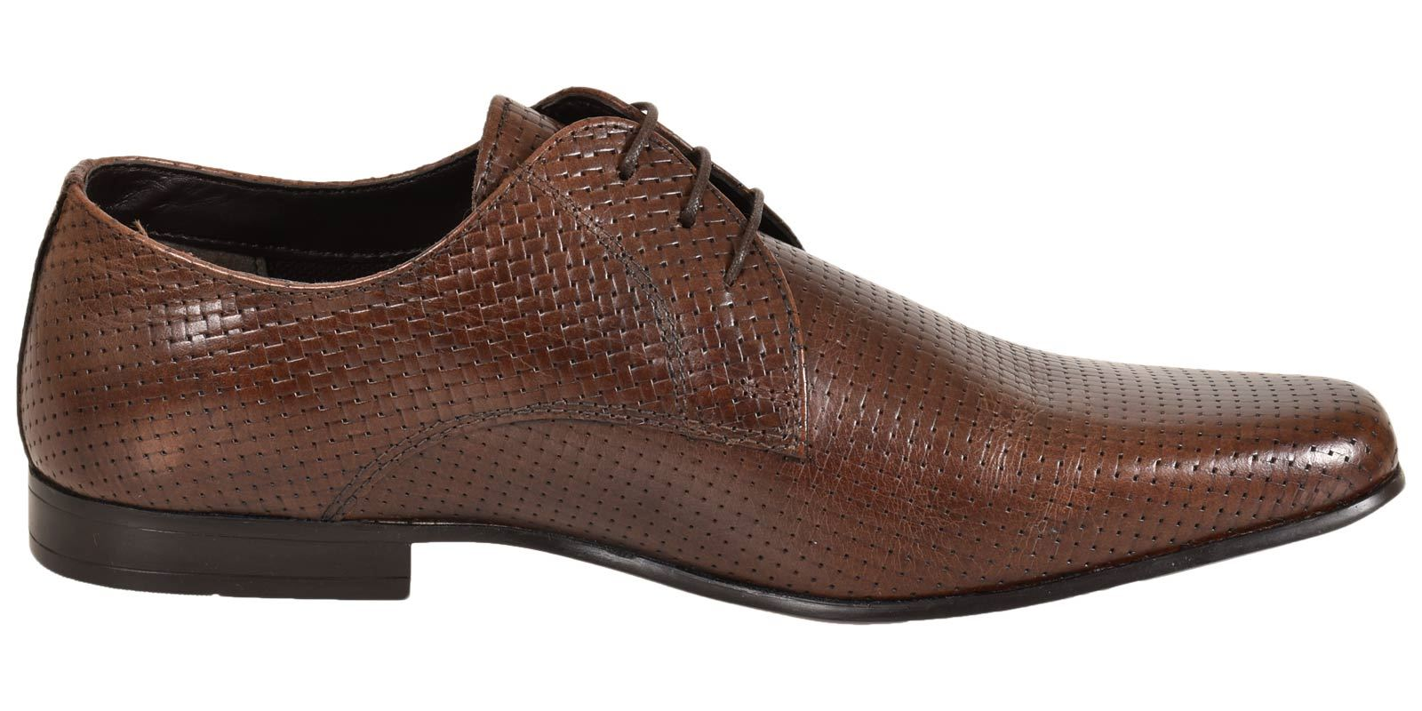 Mens-UK-Style-Leather-Lining-Formal-Office-Wedding-Smart-Work-Brogue-Shoes thumbnail 57