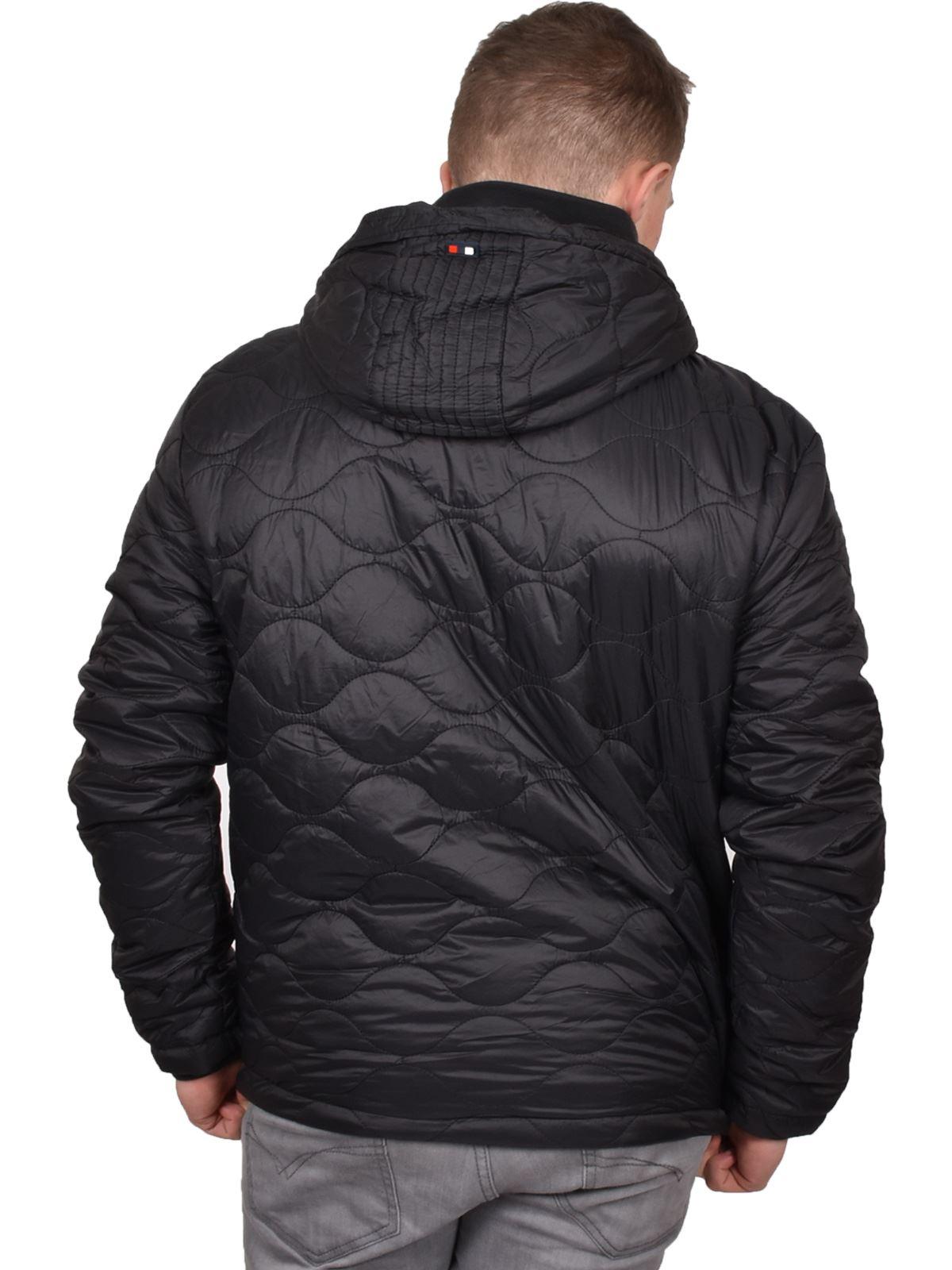 Mens-Smith-amp-Jones-Jacket-Full-Zip-Fleece-Lined-Hooded-Light-Weight-Warm-Coat thumbnail 6