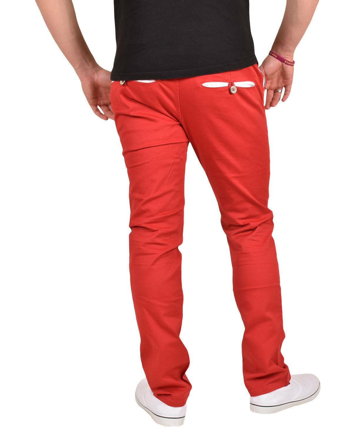 New-Mens-Designer-Jacksouth-Chino-Regular-Fit-Stretch-Cotton-Rich-Twill-Trousers thumbnail 28