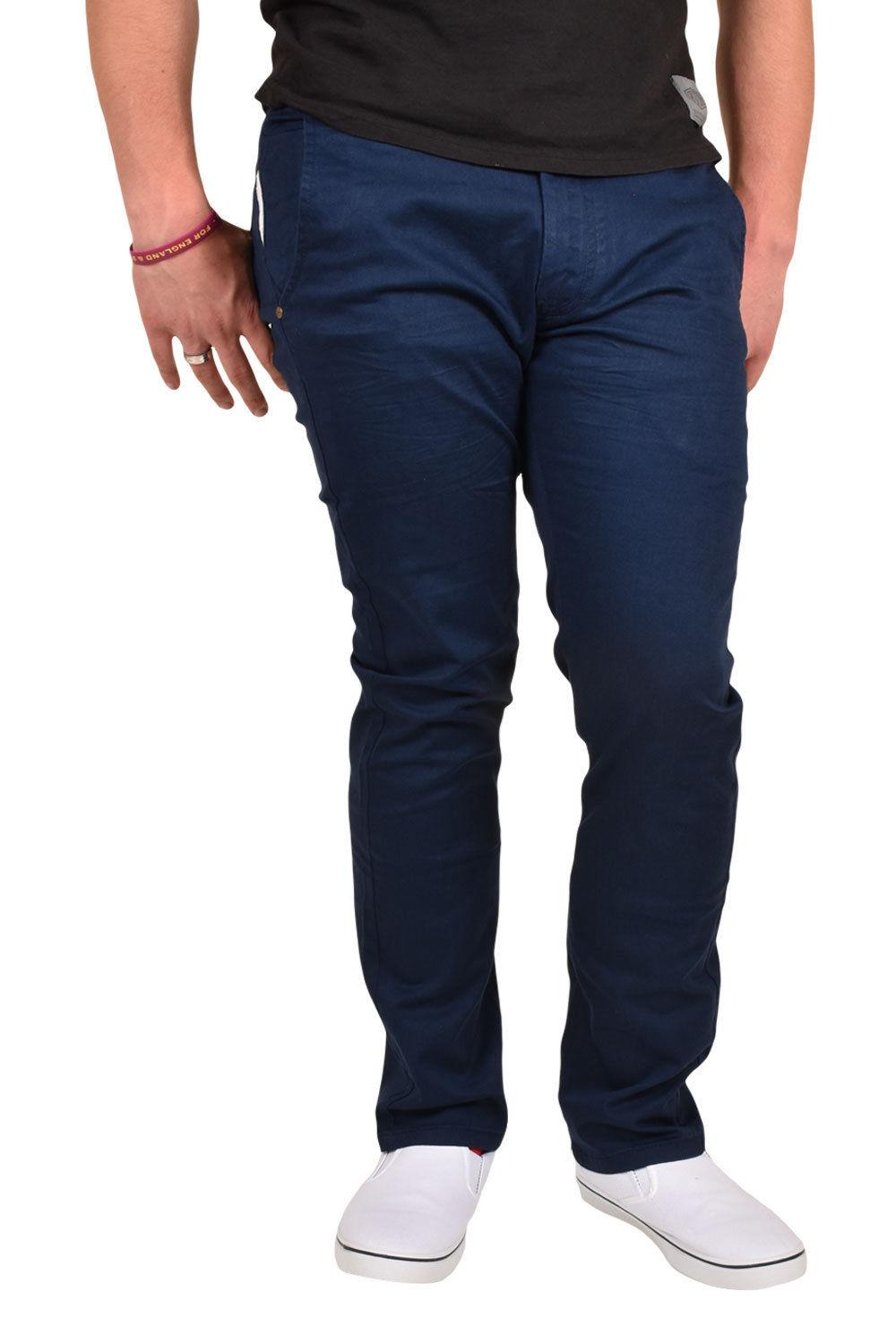 New-Mens-Designer-Jacksouth-Chino-Regular-Fit-Stretch-Cotton-Rich-Twill-Trousers thumbnail 25