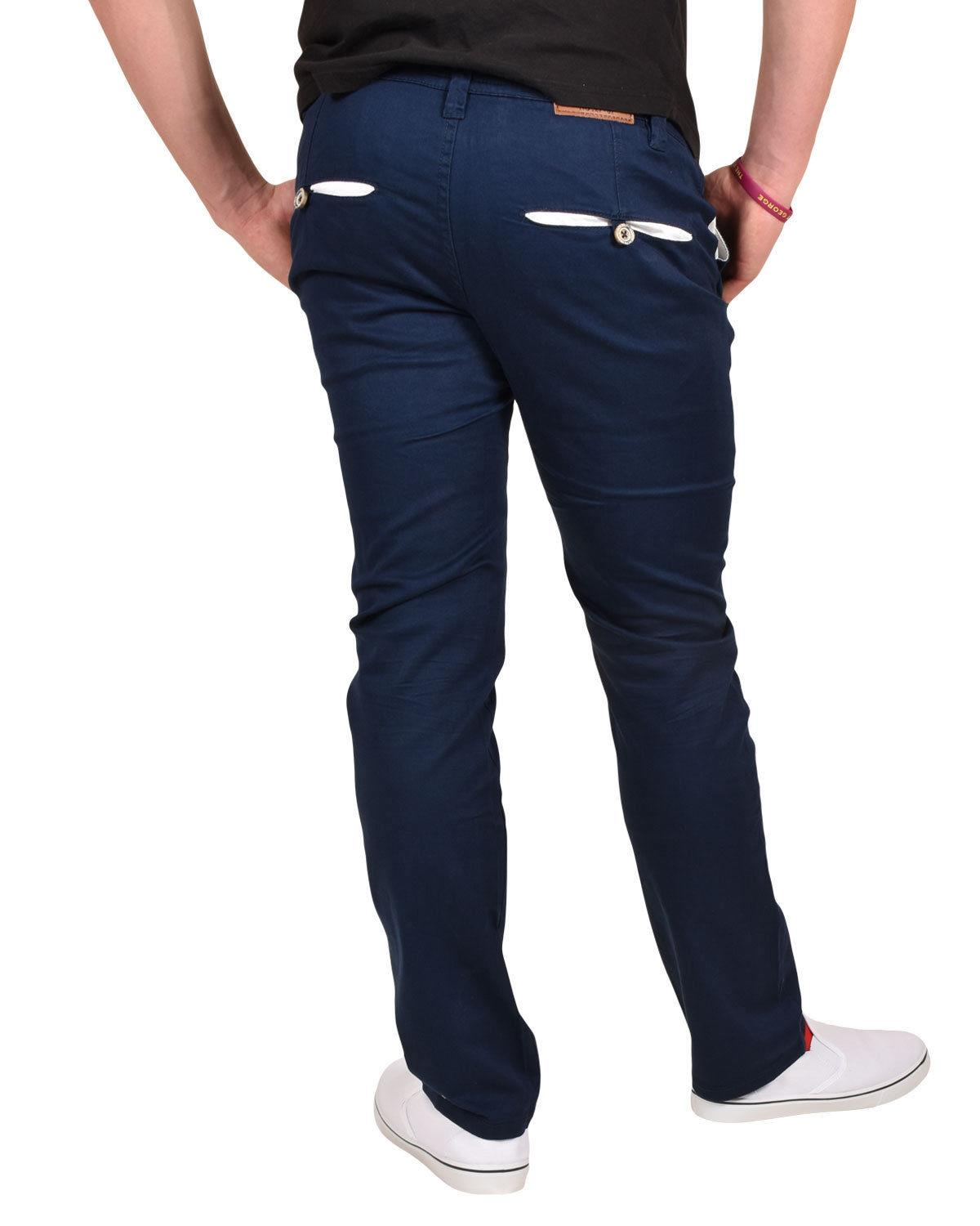 New-Mens-Designer-Jacksouth-Chino-Regular-Fit-Stretch-Cotton-Rich-Twill-Trousers thumbnail 23