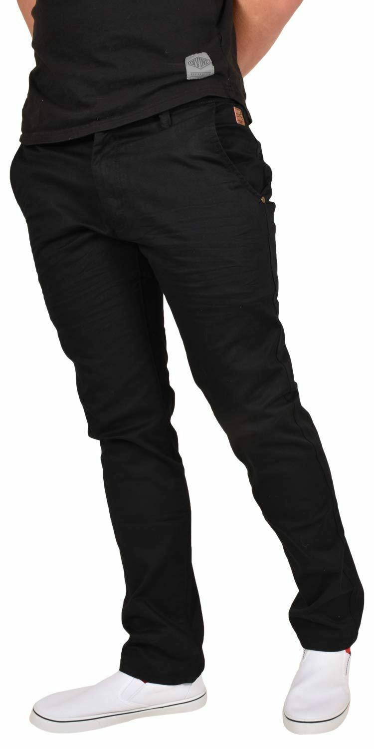 New-Mens-Designer-Jacksouth-Chino-Regular-Fit-Stretch-Cotton-Rich-Twill-Trousers thumbnail 18