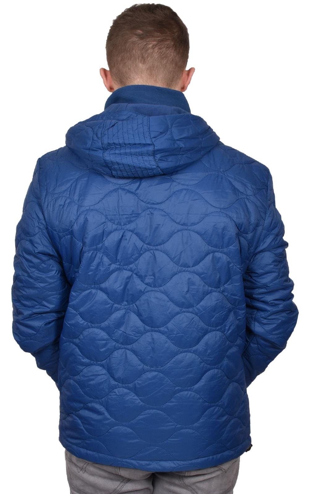 Mens-Smith-amp-Jones-Jacket-Full-Zip-Fleece-Lined-Hooded-Light-Weight-Warm-Coat thumbnail 12