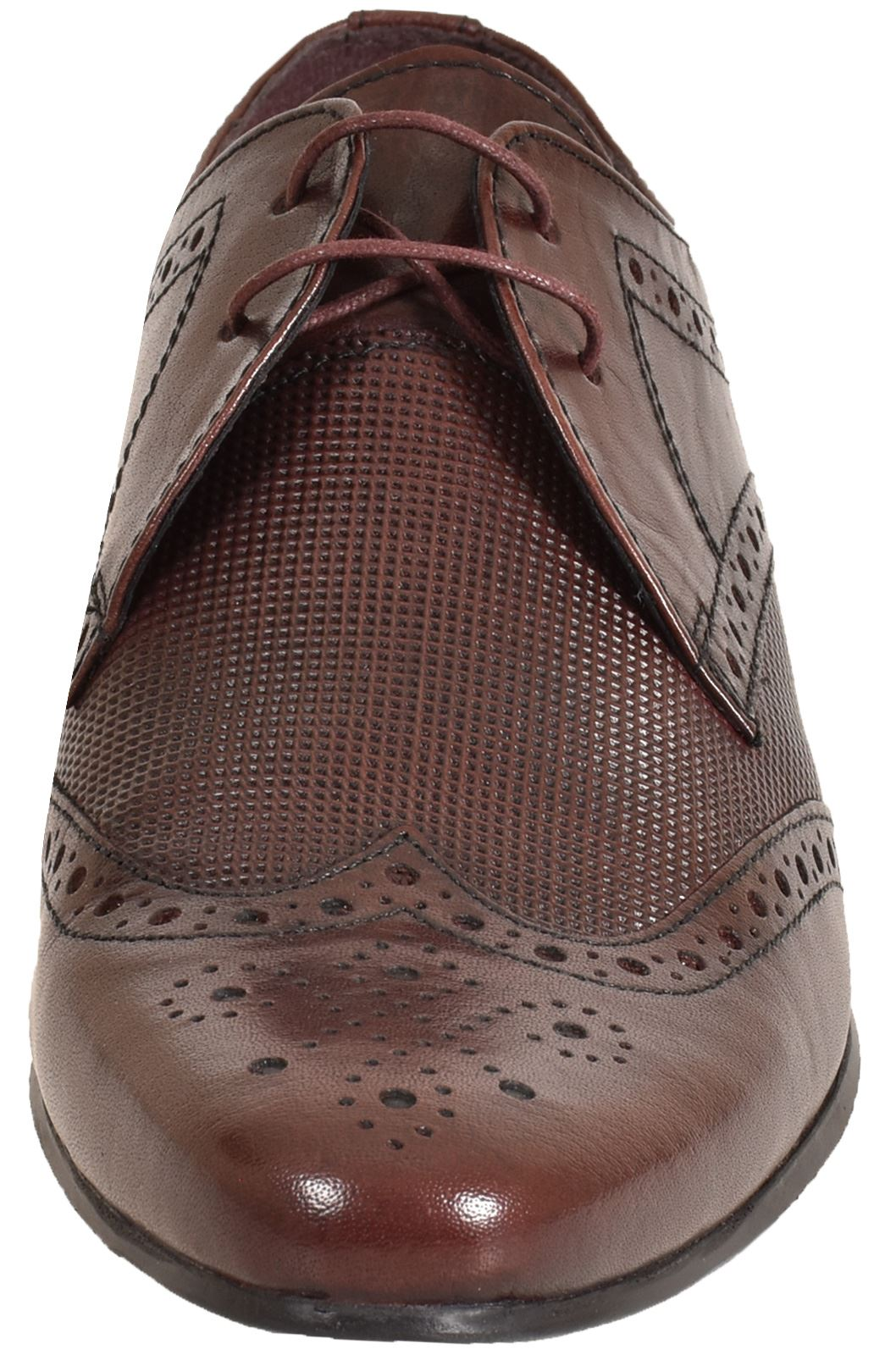 Mens-UK-Style-Leather-Lining-Formal-Office-Wedding-Smart-Work-Brogue-Shoes thumbnail 125