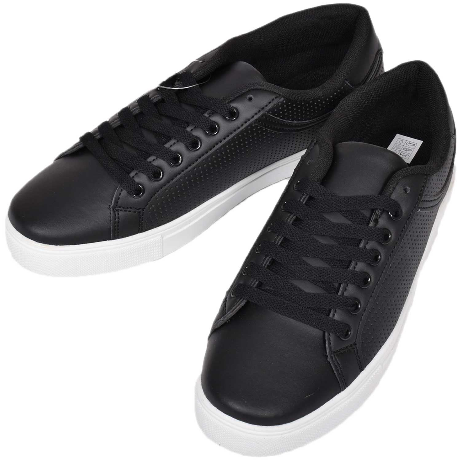 Loyalty-amp-Faith-Mens-Trainers-Sneakers-Lace-up-Running-Walking-Gym-Casual-Shoes miniatuur 11