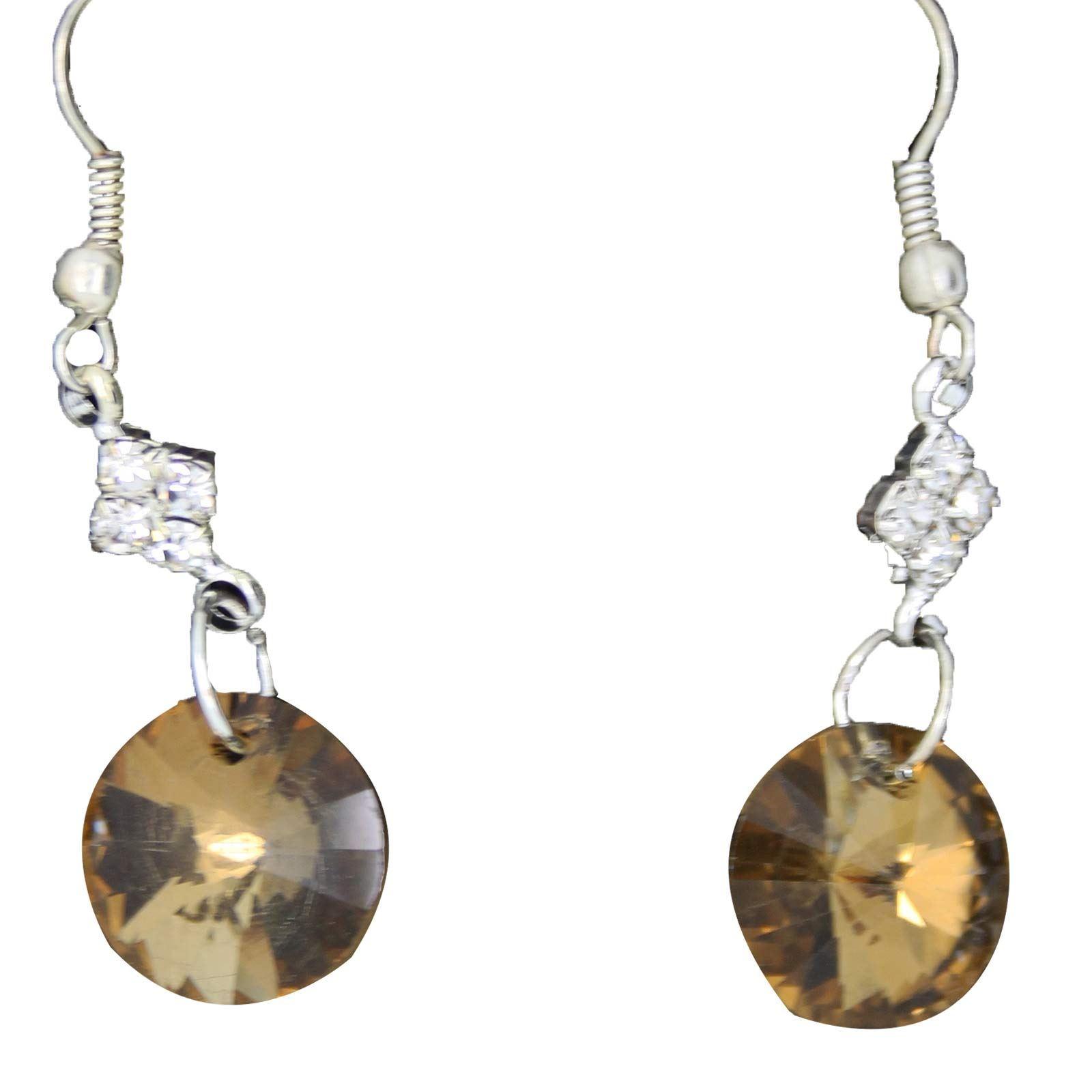 True-Face-Ladies-Women-039-s-Elegant-Earrings-Necklace-Set-Metal-Alloy-Jewellery thumbnail 32