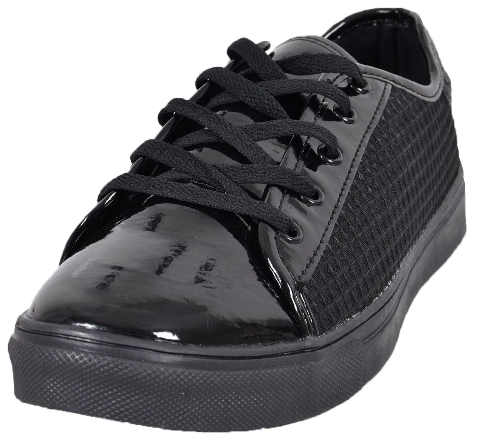Loyalty-amp-Faith-Mens-Trainers-Sneakers-Lace-up-Running-Walking-Gym-Casual-Shoes miniatuur 115