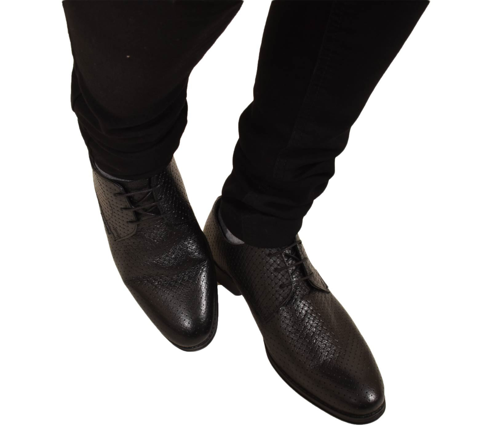 Mens-UK-Style-Leather-Lining-Formal-Office-Wedding-Smart-Work-Brogue-Shoes thumbnail 29