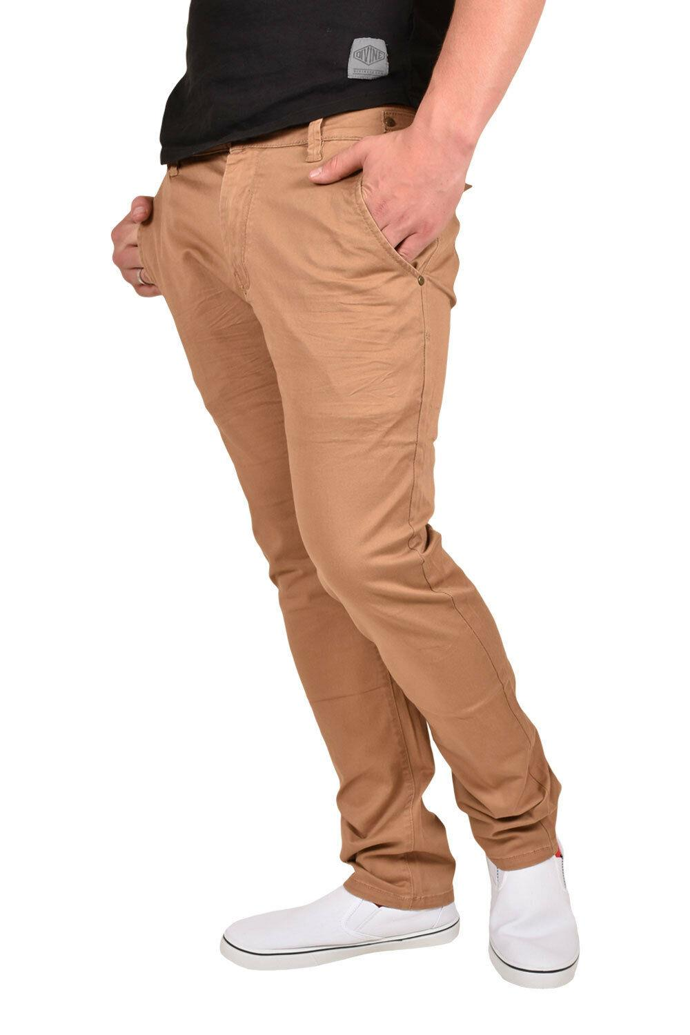 New-Mens-Designer-Jacksouth-Chino-Regular-Fit-Stretch-Cotton-Rich-Twill-Trousers thumbnail 36