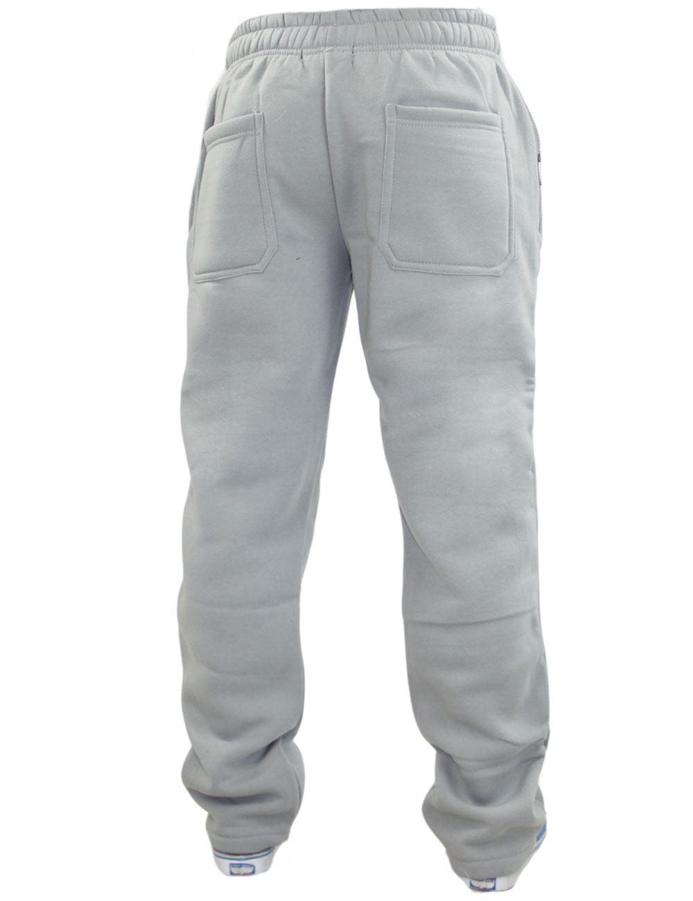 Mens-Women-Plain-Fleece-Joggers-Bottoms-Jogging-Pant-Gym-Fitness-Sports-Trousers thumbnail 34