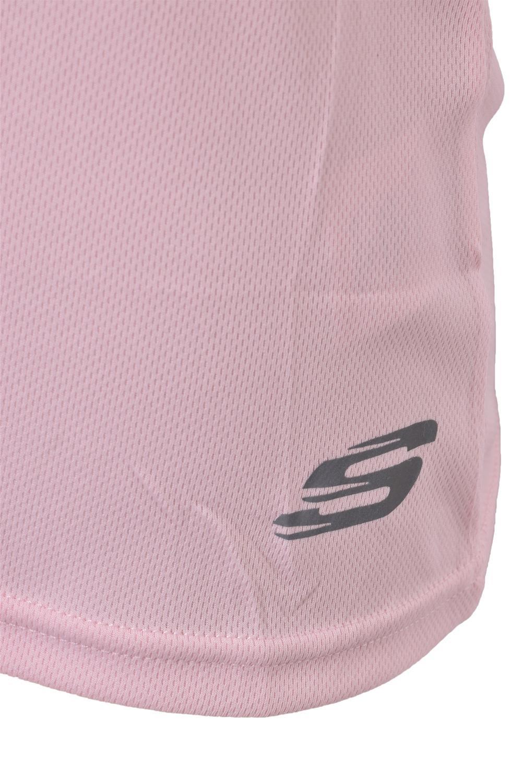 Skechers-senoras-Sujetador-Deportivo-Gimnasio-Atletico-textura-de-malla-Top-Yoga-Chaleco-Active-Wear miniatura 16