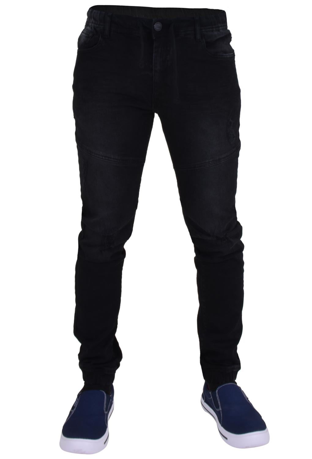 BNWT MENS TIGHT FIT STRETCH JEANS PANTS IN 4 COLOURS SIZES 28 TO 40 RRP £24.99