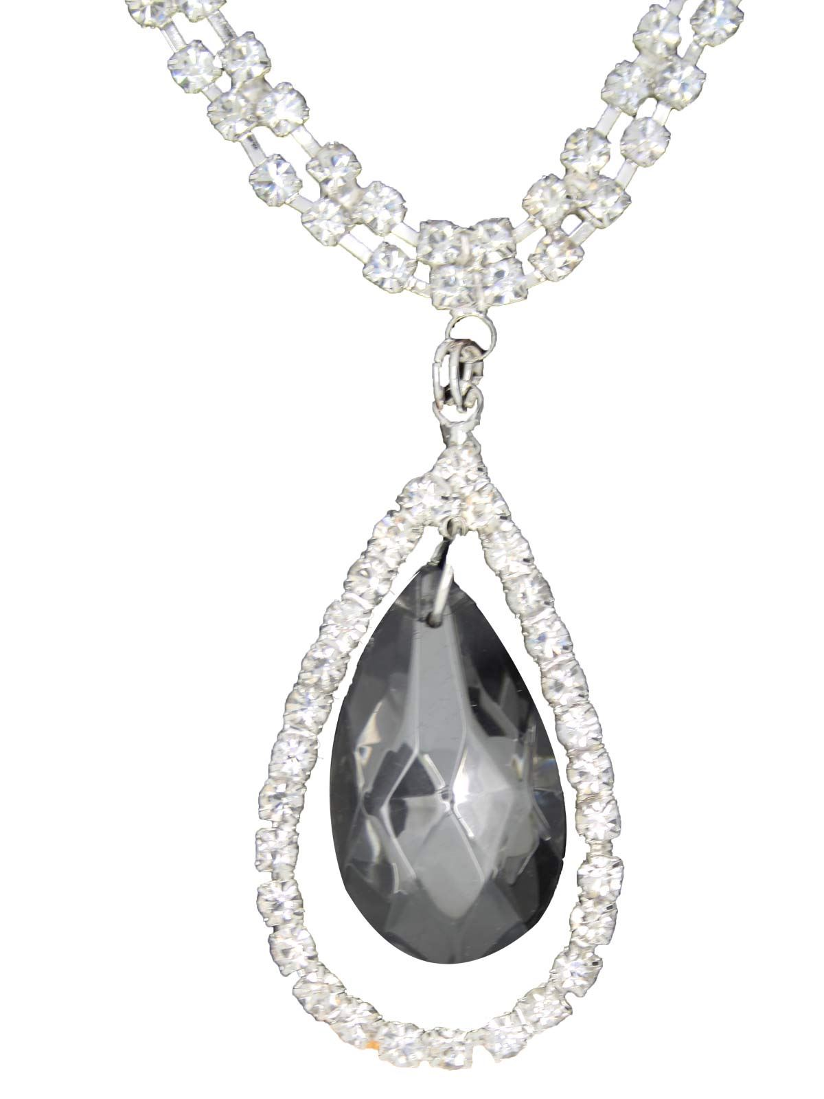 True-Face-Ladies-Women-039-s-Elegant-Earrings-Necklace-Set-Metal-Alloy-Jewellery thumbnail 45