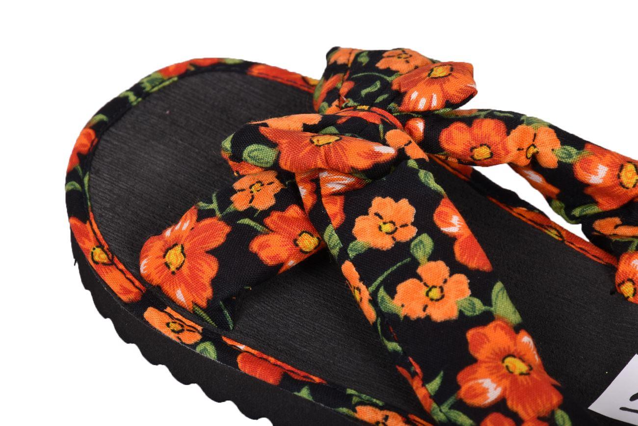 Ladies-Mule-Hawaiian-Floral-Womens-Beach-Slipper-Slip-on-Shoes thumbnail 33