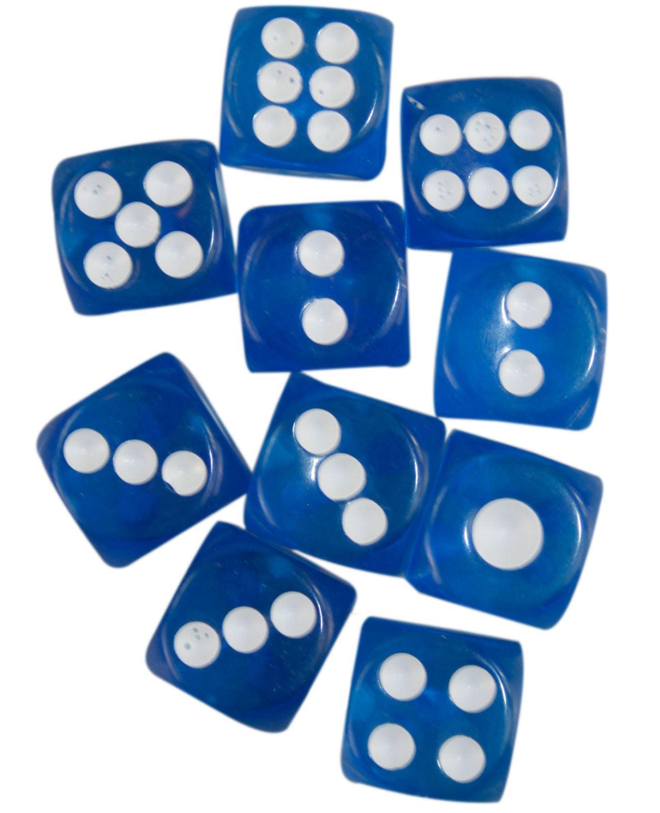Nouveau-opaque-10-14-16mm-six-sided-spot-dice-D6-rpg-pour-ludo-monopoly-board-games miniature 52