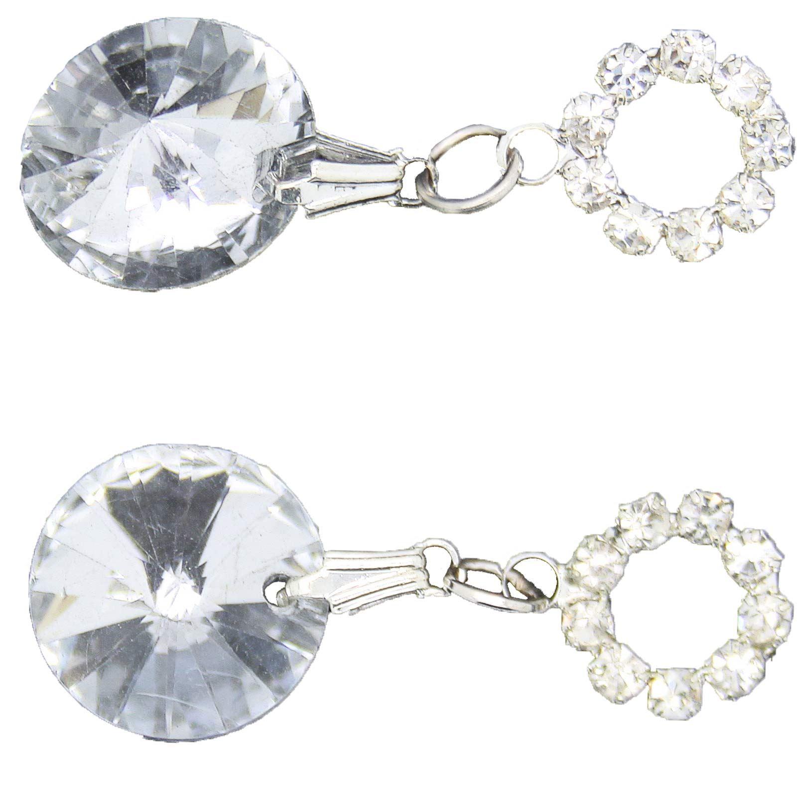 True-Face-Ladies-Women-039-s-Elegant-Earrings-Necklace-Set-Metal-Alloy-Jewellery thumbnail 15