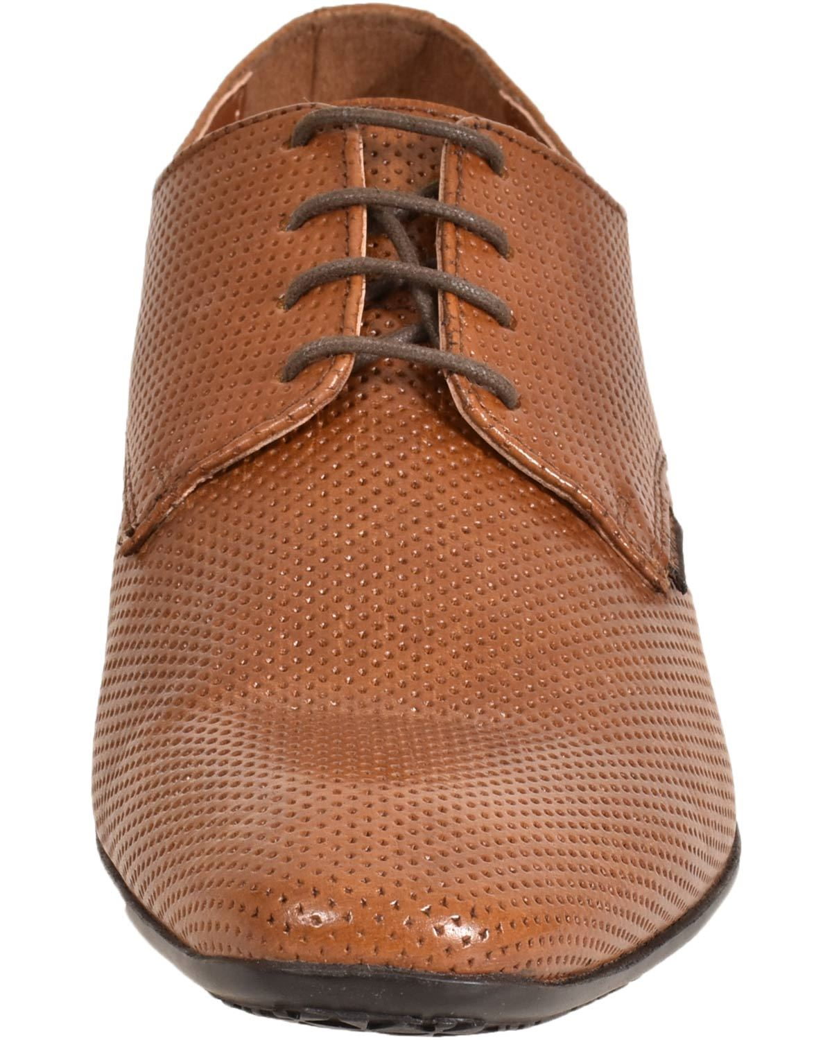Mens-UK-Style-Leather-Lining-Formal-Office-Wedding-Smart-Work-Brogue-Shoes thumbnail 12