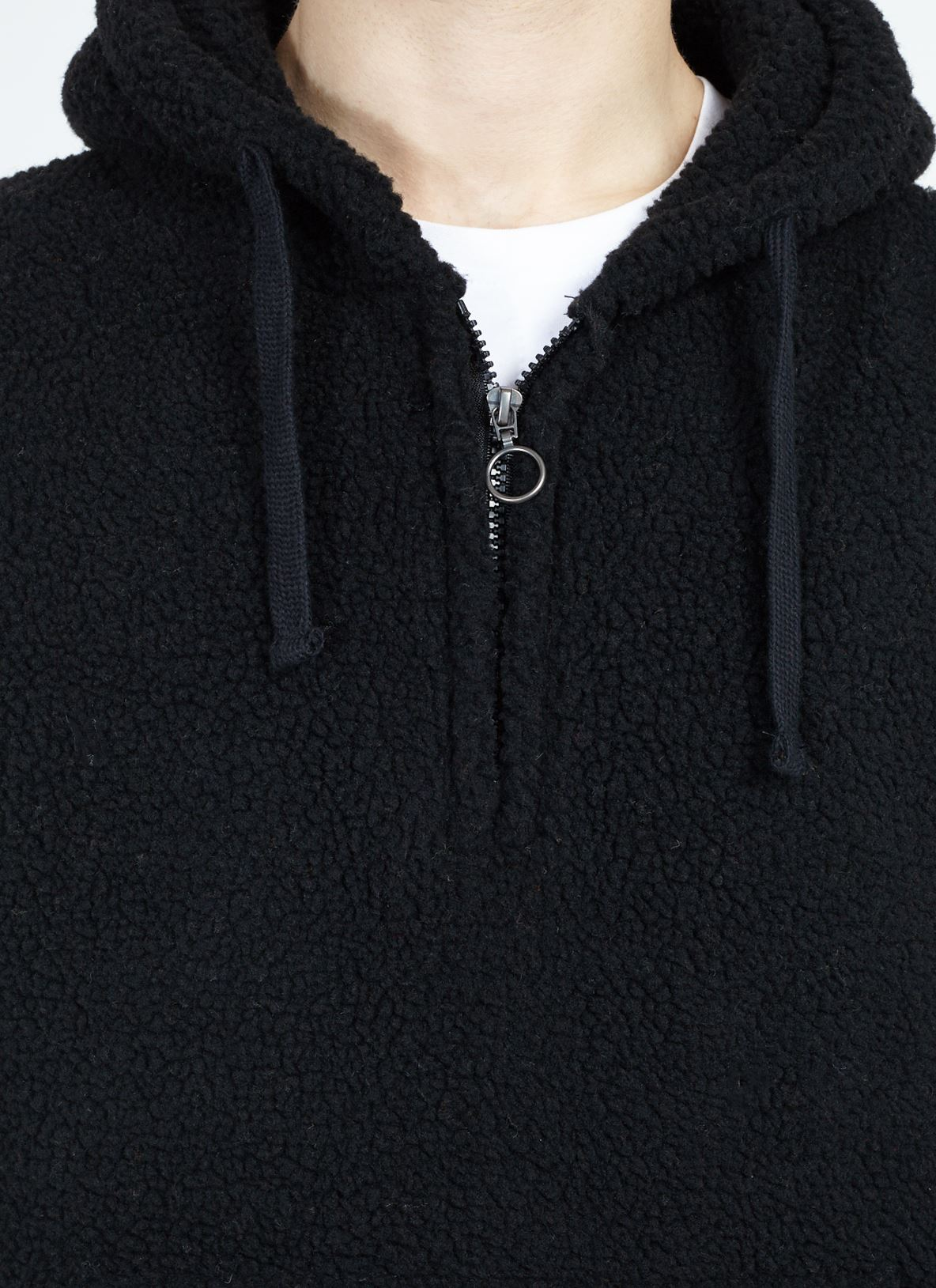 Homme Pull Sweat Brave Soul Rib Détail Neuf New