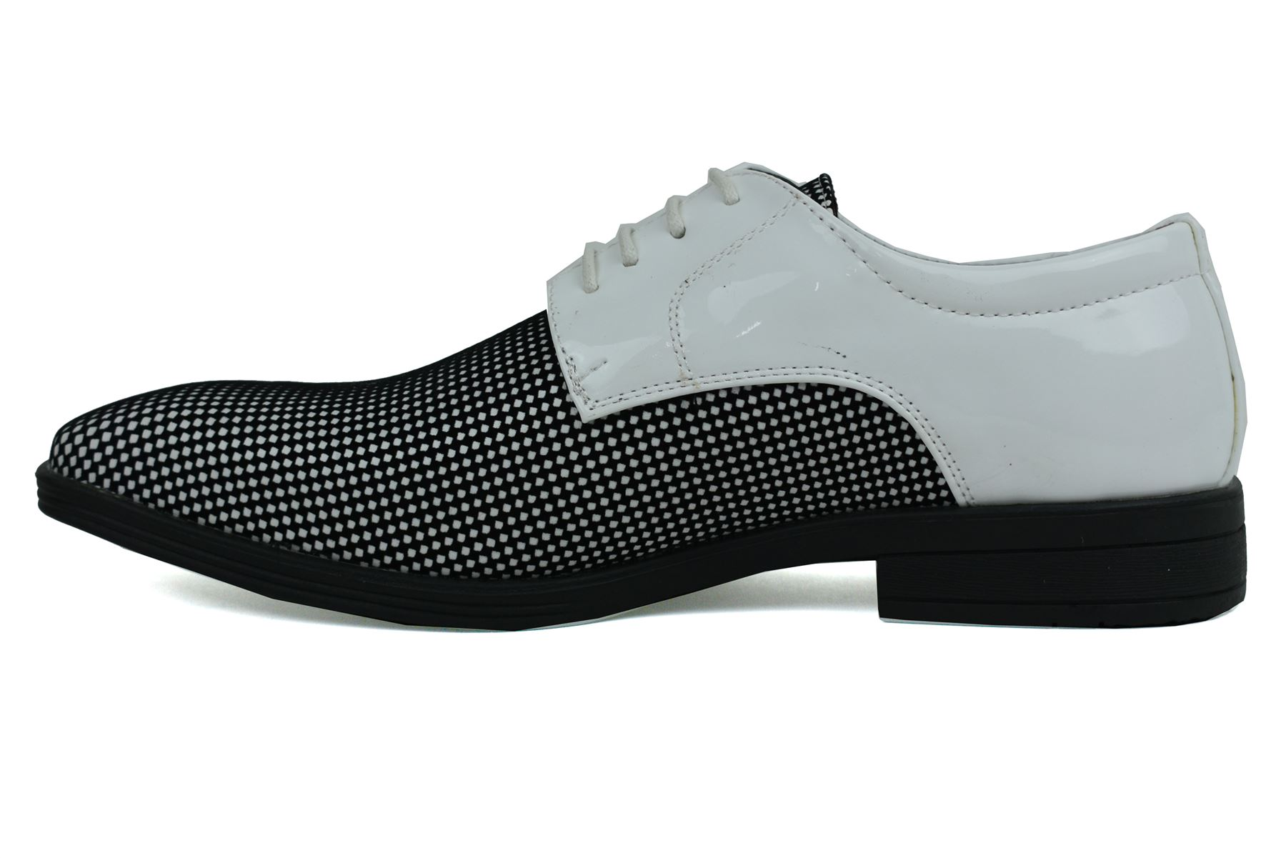 Mens-UK-Style-Leather-Lining-Formal-Office-Wedding-Smart-Work-Brogue-Shoes thumbnail 94