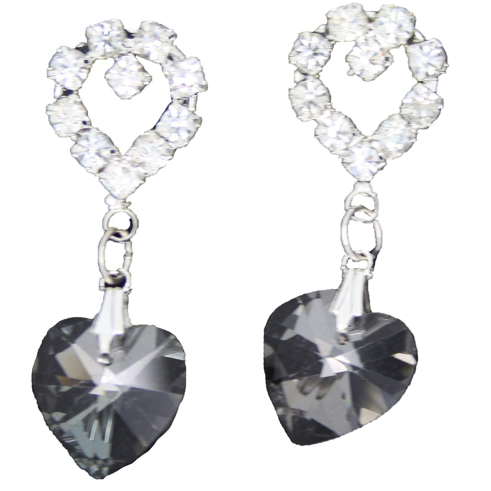 True-Face-Ladies-Women-039-s-Elegant-Earrings-Necklace-Set-Metal-Alloy-Jewellery thumbnail 21