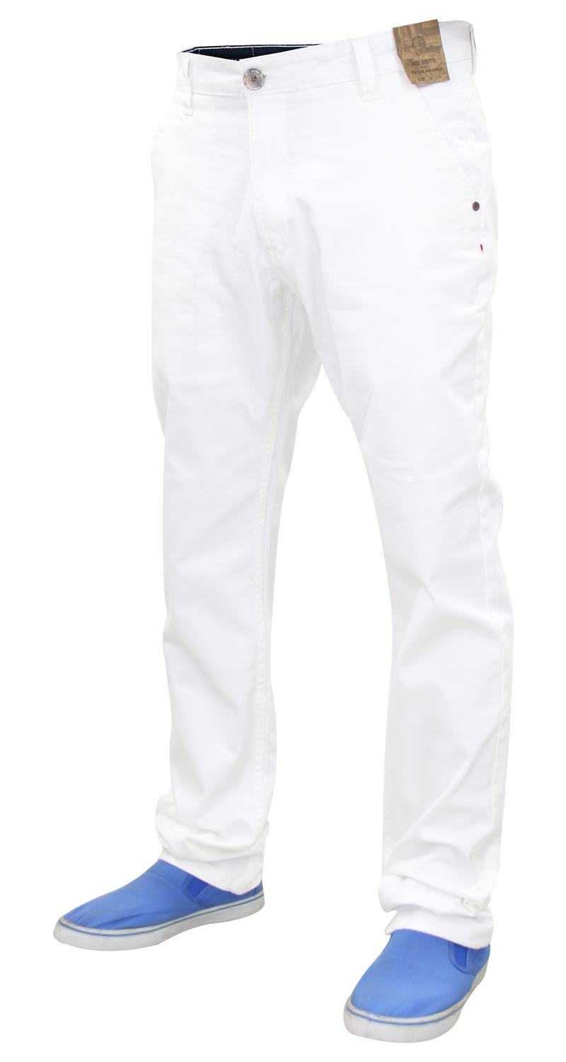 Jacksouth-Mens-Chinos-Trousers-Regular-Fit-Stretch-Cotton-Rich-Twill-Jeans-Pants thumbnail 28
