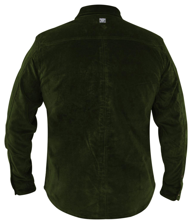Mens-Corduroy-Cotton-Shirt-Long-Sleeve-Casual-Shirts-Jacksouth-Jacket-Top-S-2XL thumbnail 6