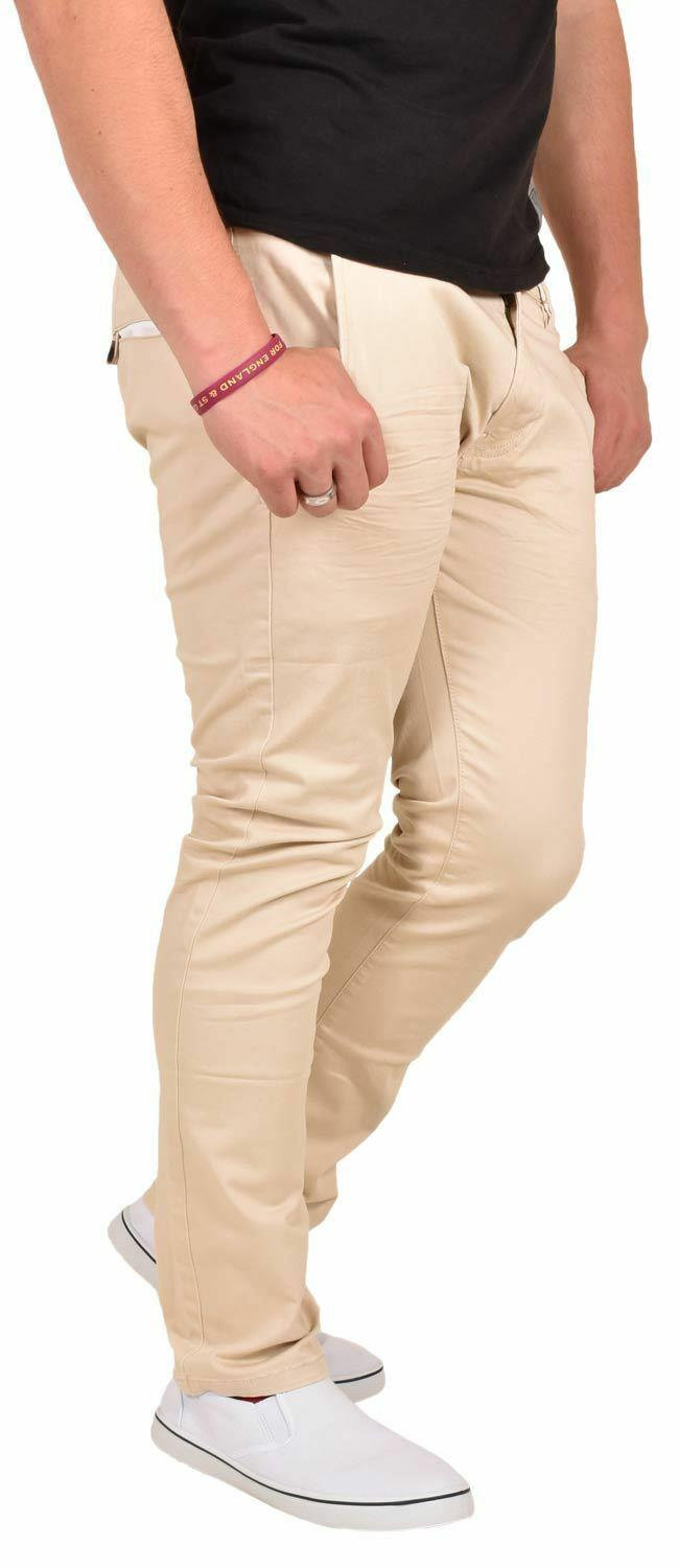 New-Mens-Designer-Jacksouth-Chino-Regular-Fit-Stretch-Cotton-Rich-Twill-Trousers thumbnail 34