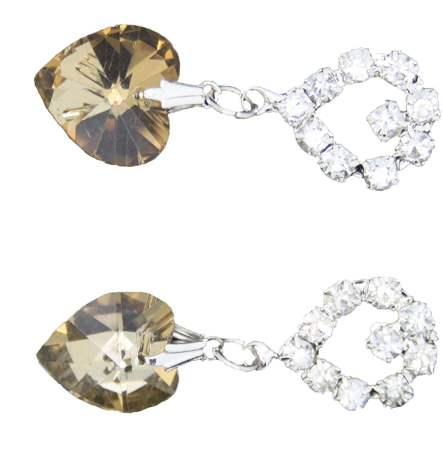 True-Face-Ladies-Women-039-s-Elegant-Earrings-Necklace-Set-Metal-Alloy-Jewellery thumbnail 18