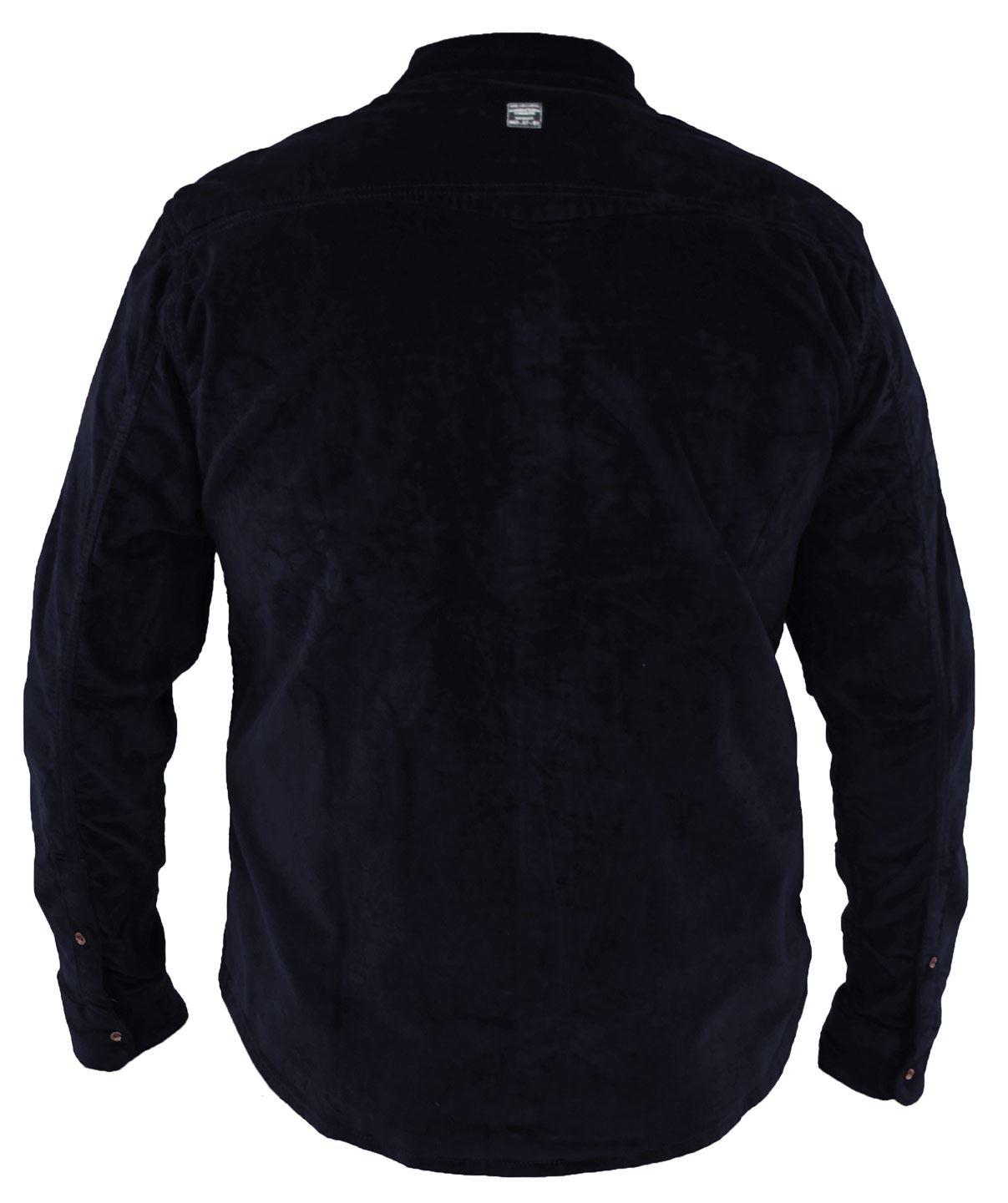 Mens-Corduroy-Cotton-Shirt-Long-Sleeve-Casual-Shirts-Jacksouth-Jacket-Top-S-2XL thumbnail 27