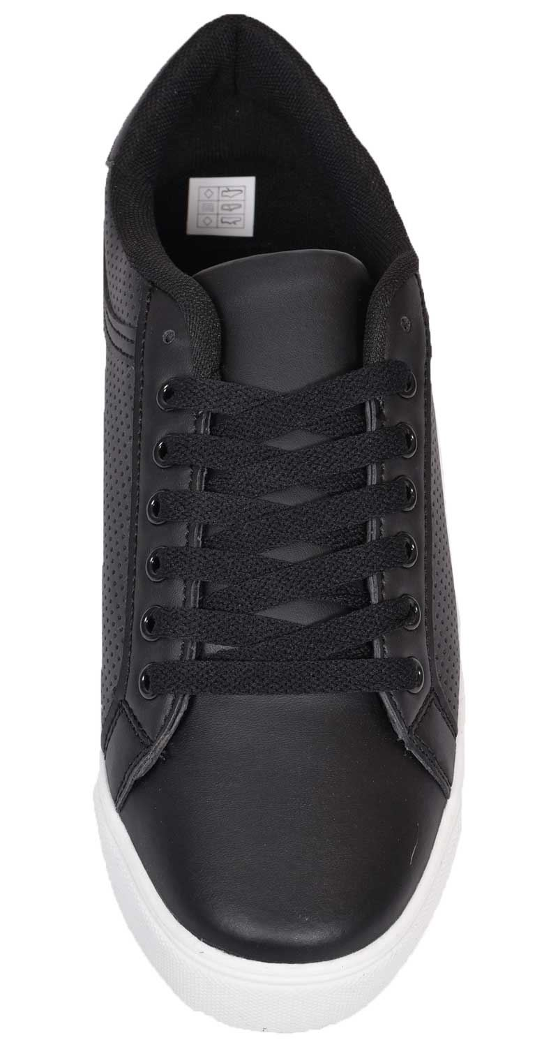 Loyalty-amp-Faith-Mens-Trainers-Sneakers-Lace-up-Running-Walking-Gym-Casual-Shoes miniatuur 5