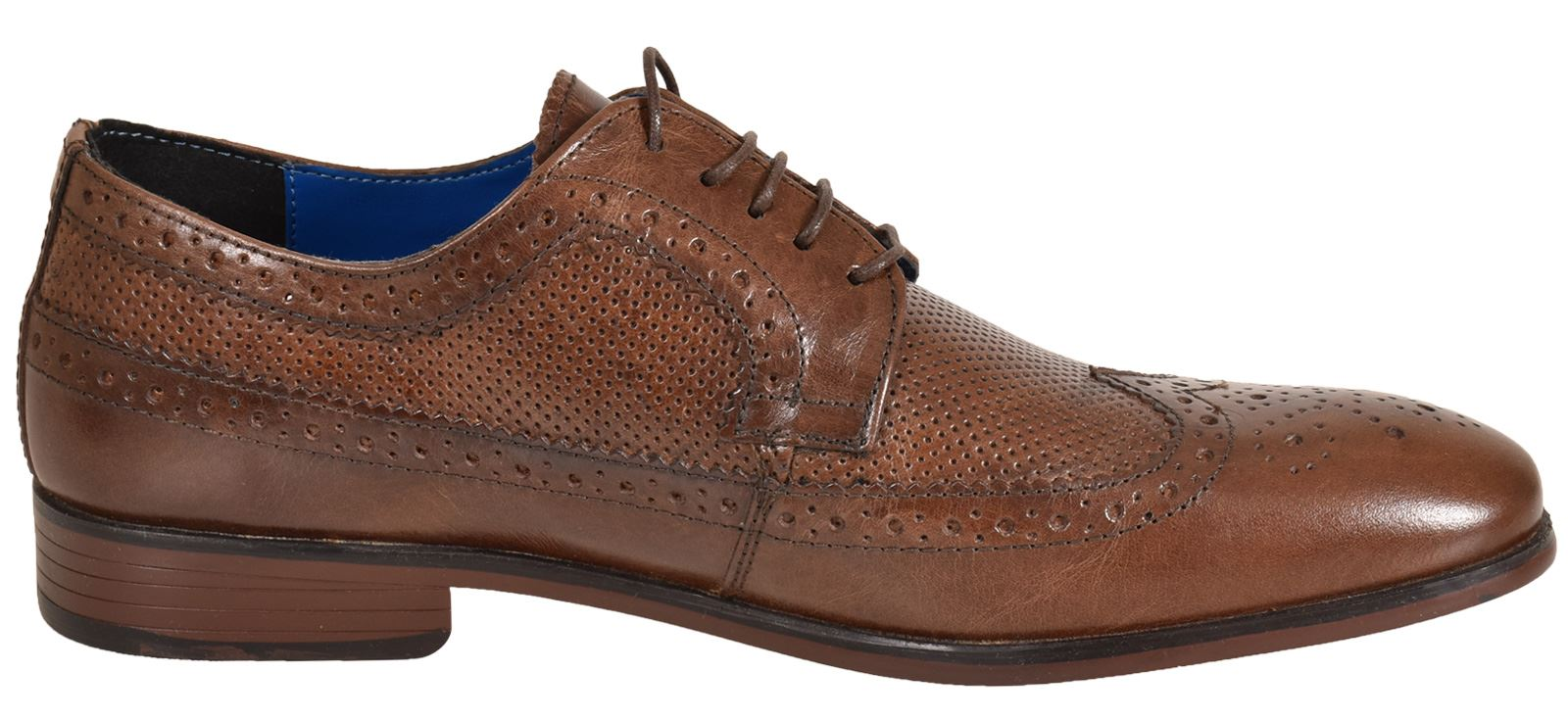 Mens-UK-Style-Leather-Lining-Formal-Office-Wedding-Smart-Work-Brogue-Shoes thumbnail 105
