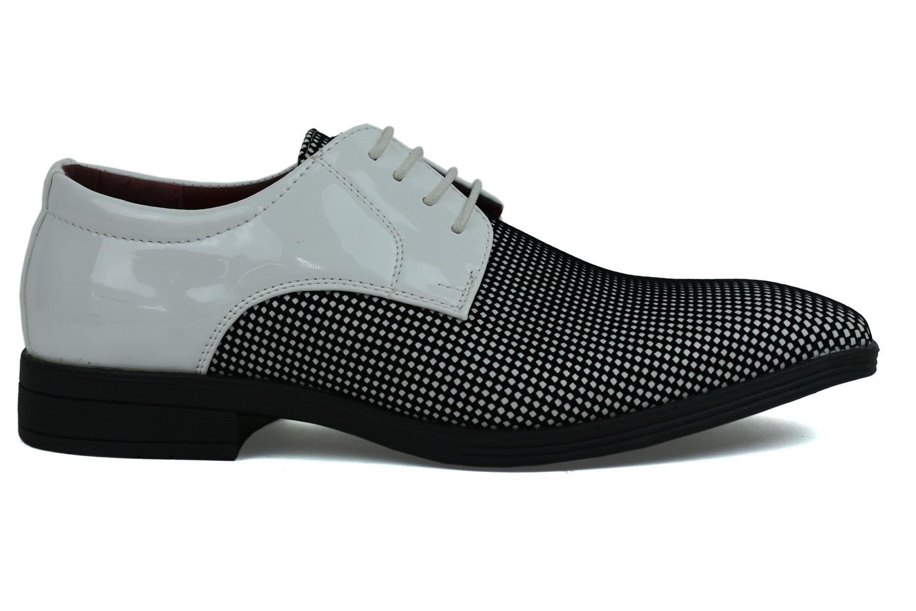 Mens-UK-Style-Leather-Lining-Formal-Office-Wedding-Smart-Work-Brogue-Shoes thumbnail 95