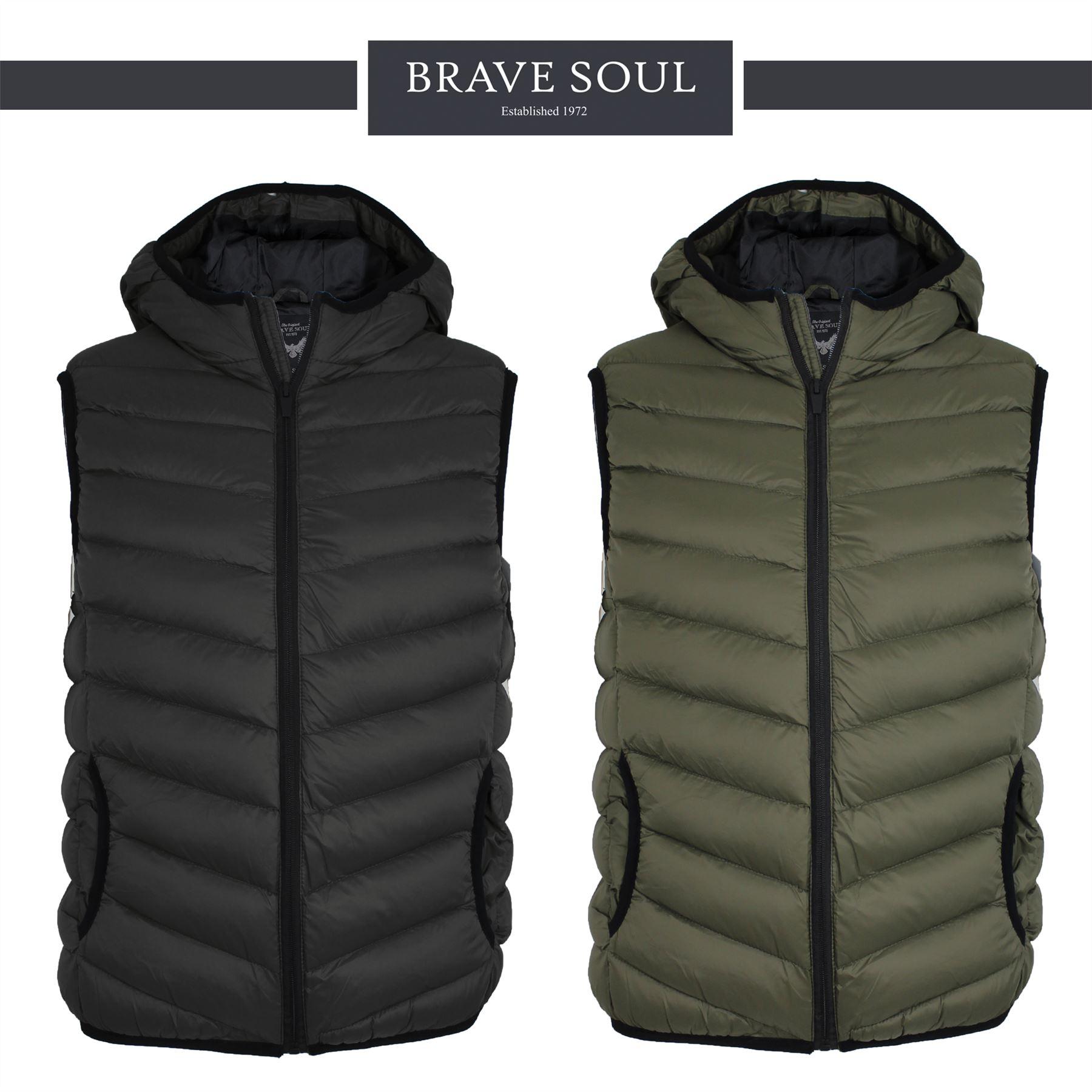 Buy Brave Soul Men S Coats And Jackets Ebay