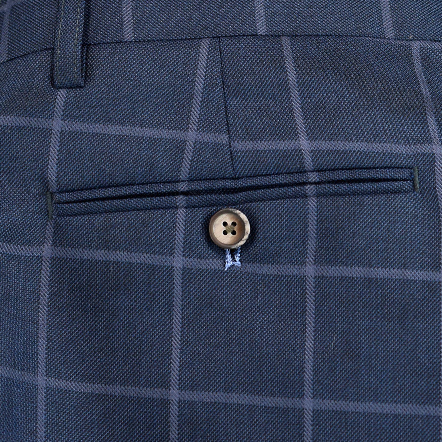 Blazer-Para-Hombre-Cavani-Macy-Boda-Chaleco-Pantalones-3-piezas-traje-se-vende-por-separado miniatura 7