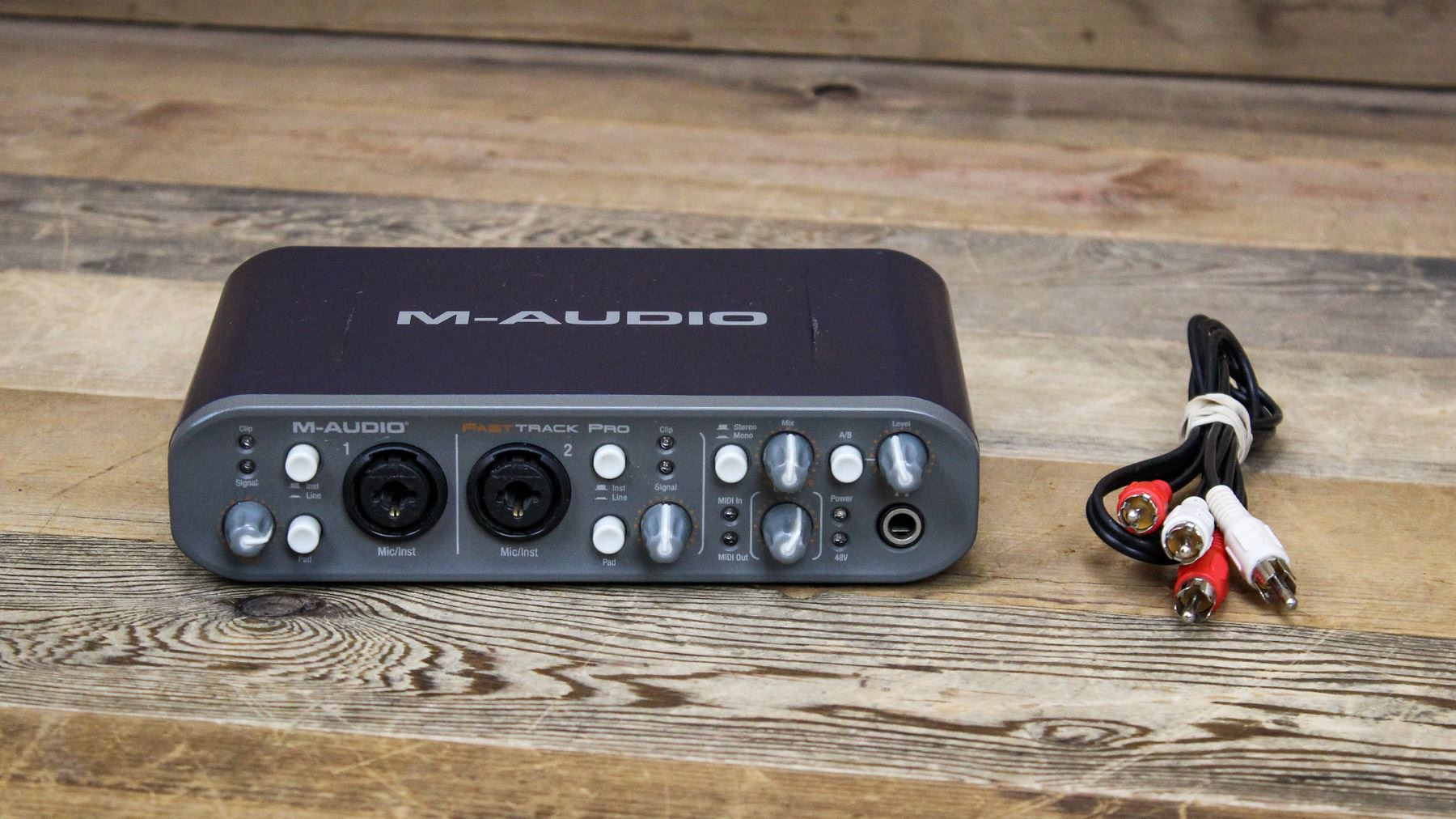 Driver track asio fast m-audio usb