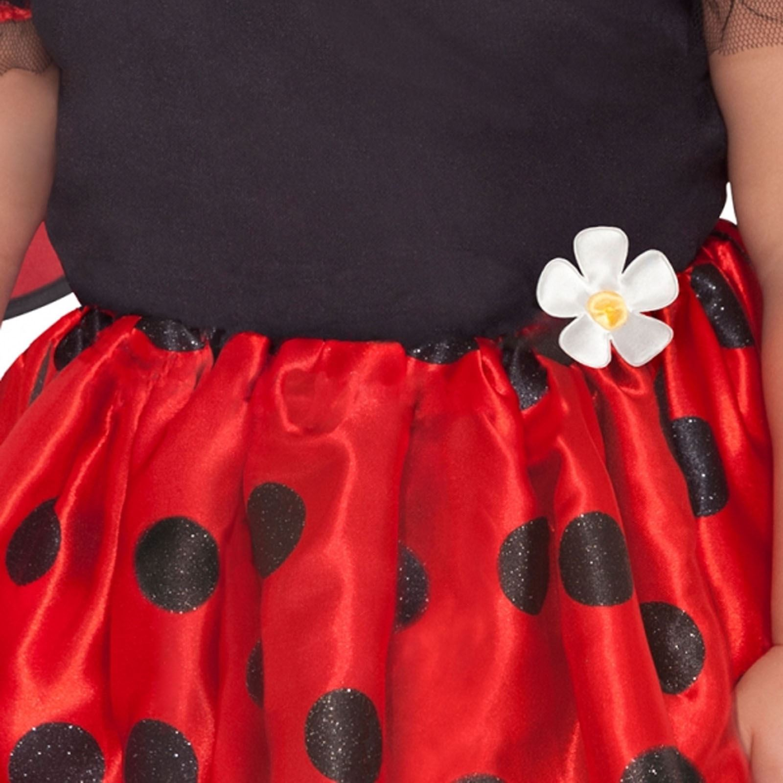 amscan 999672 Costume de Coccinelle Rouge//Noir 12 /à 24 Mois