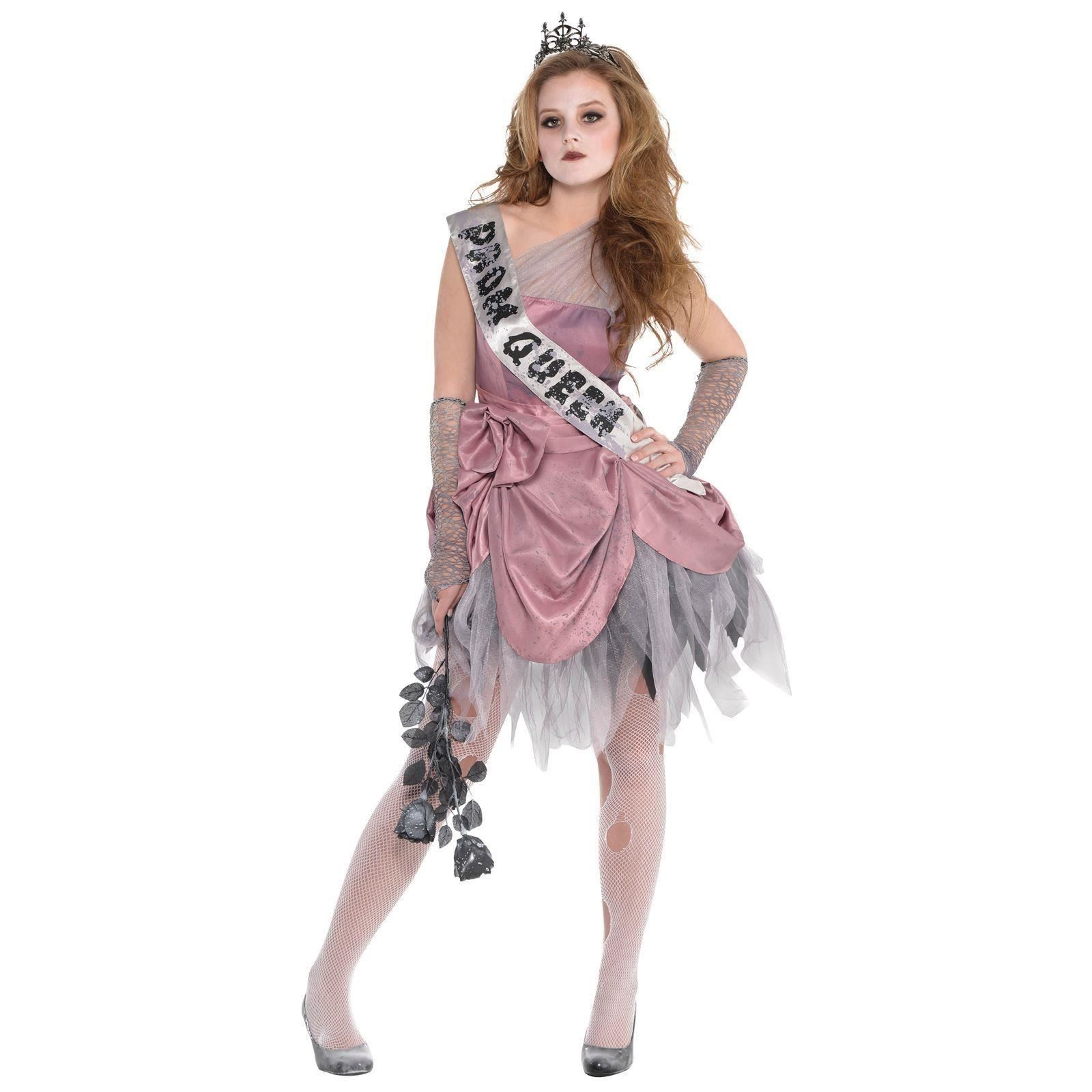girls zombie dead prom queen teen halloween horror