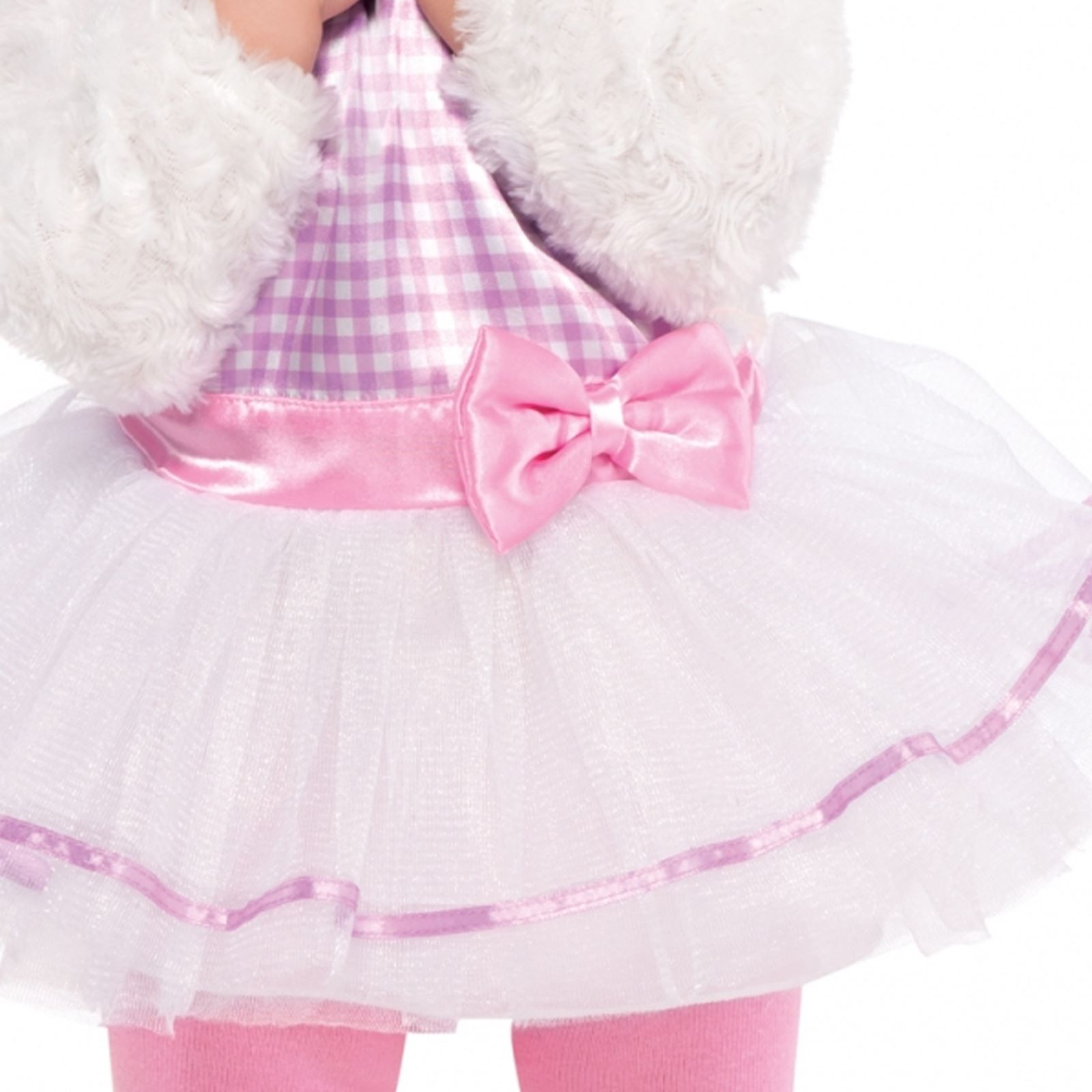 Baby Toddlers Little Lamb Fancy Dress Costume Plush Farm Spring Halloween Mary