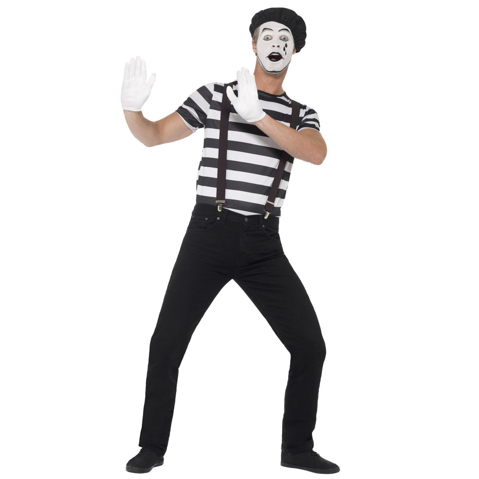 Image result for french mime