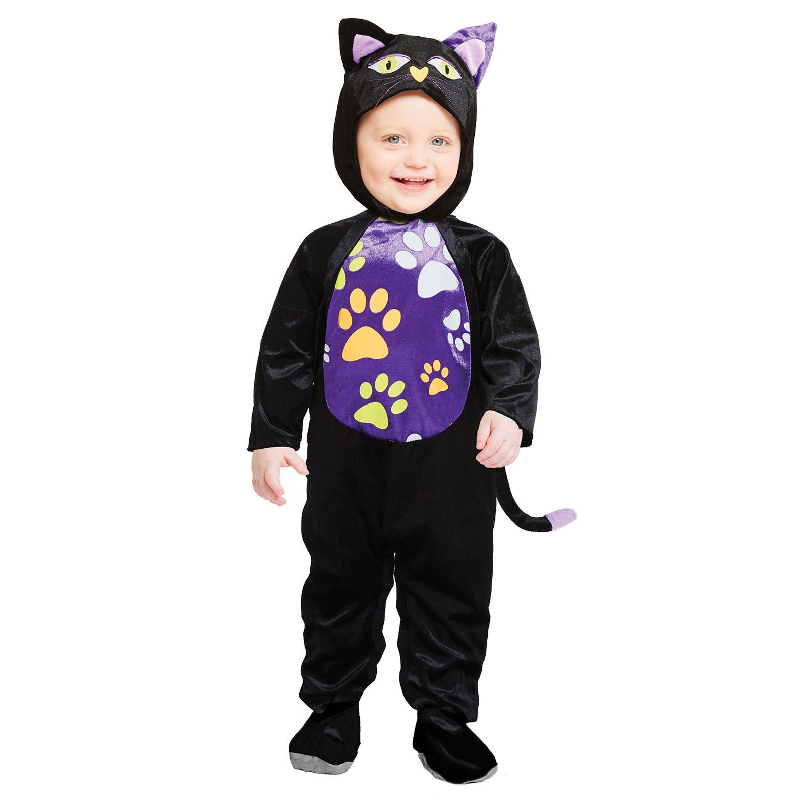 Little Scheletro Outfit Costume Halloween Neonato Carino
