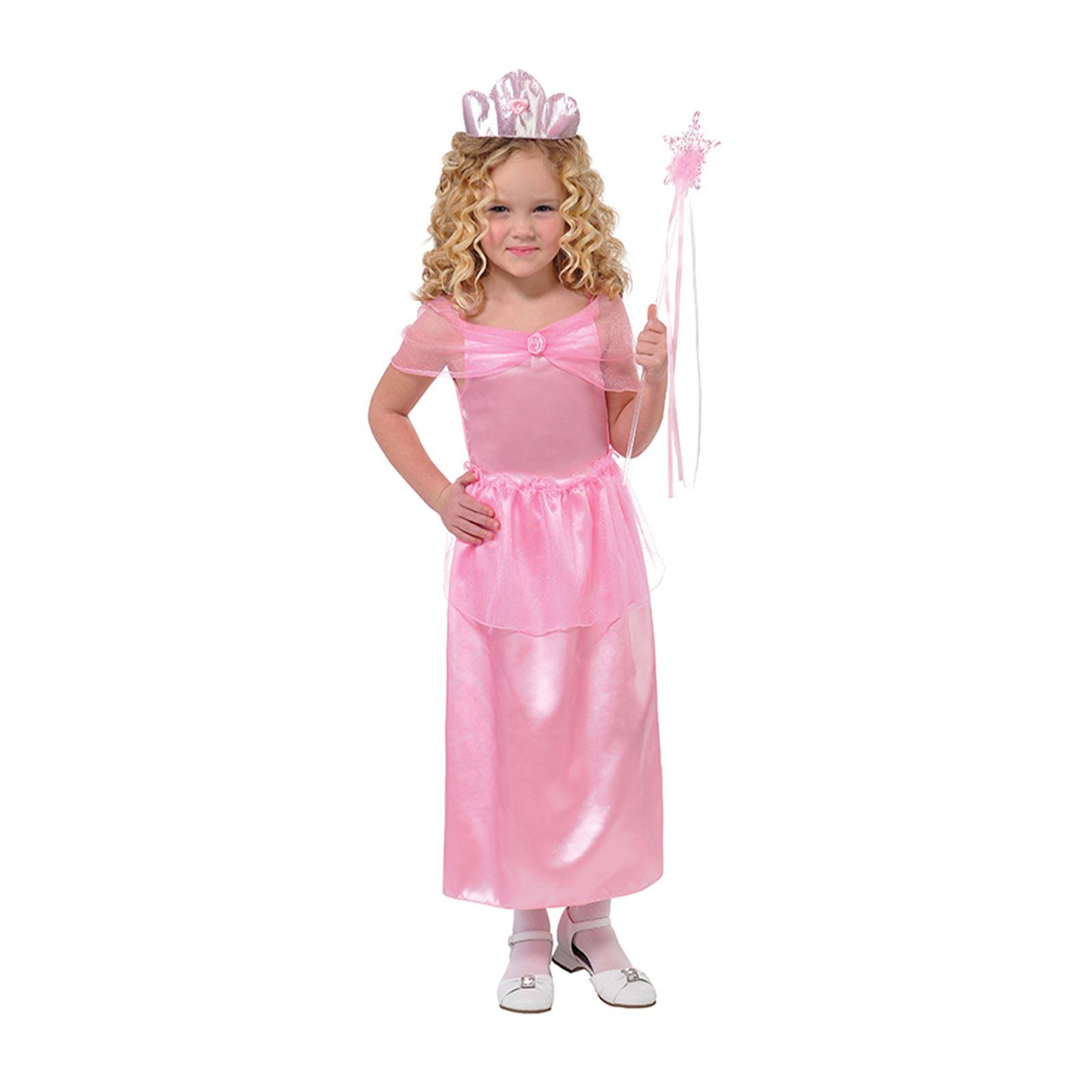 Ladies Royal DELLE FIABE Fiaba Costume Da Regina Medievale Libro Settimana Vestito