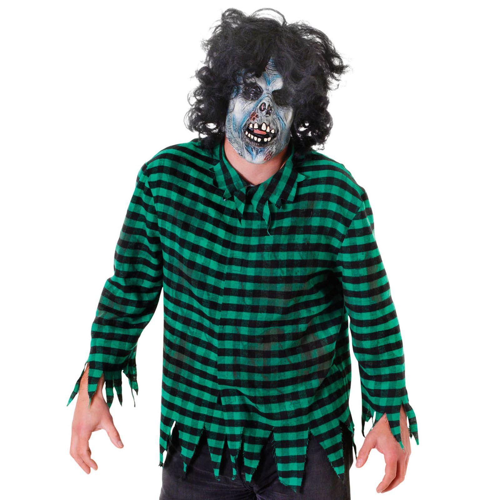 Kids Zombie Momie Perruque Eyptian Halloween Déguisements Halloween Zombie Bandage