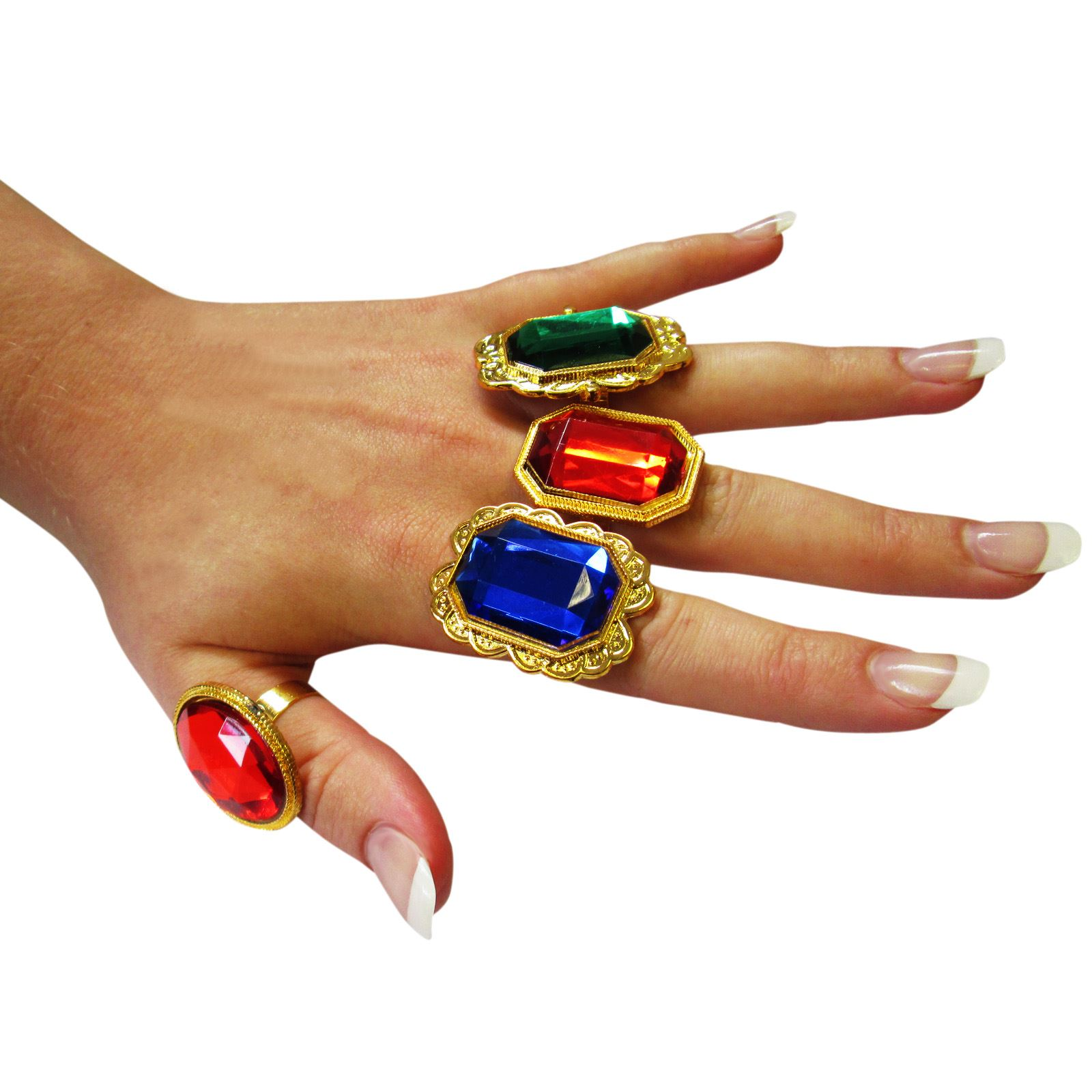 image photo view cropped royalty little stock free putting rings plastic girl on