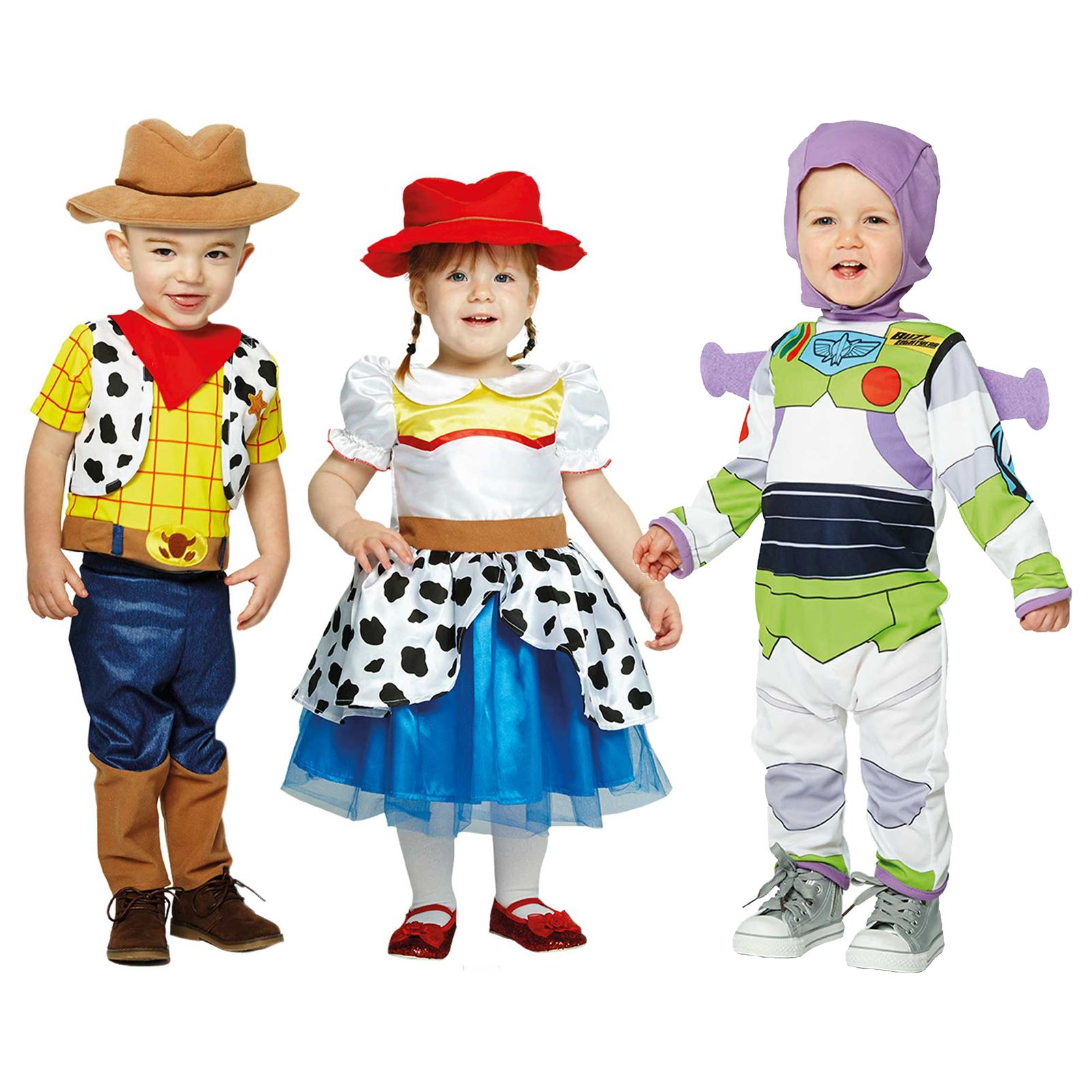 2c00a707a03 Details about Disney Toy Story 4 Girls Boy Kids Baby Babies Fancy Dress  Costume Christmas Gift