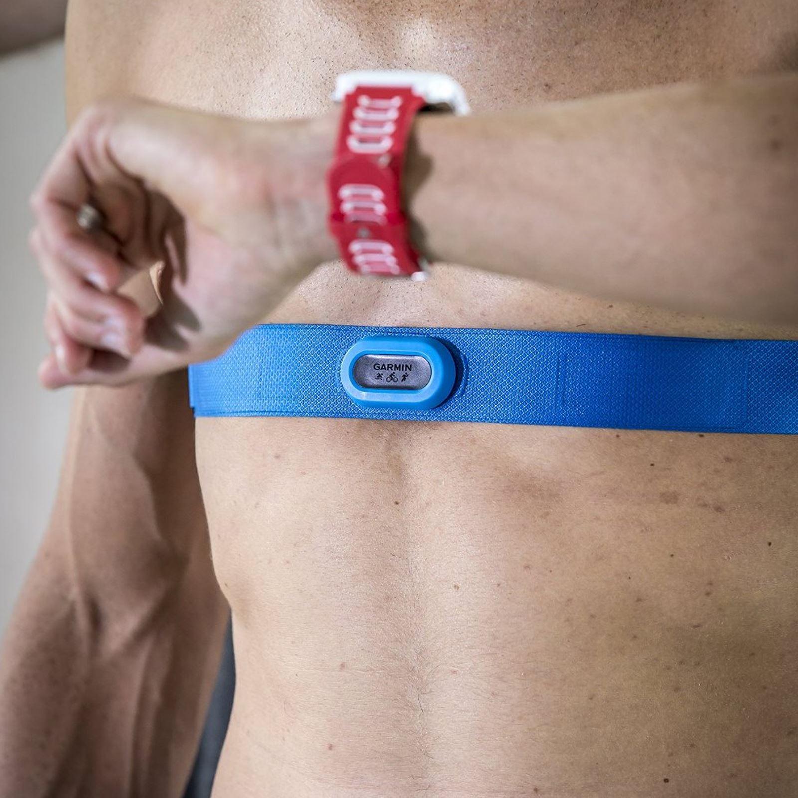 Genuine Garmin HRM-Tri Heart Rate Monitor Chest Strap