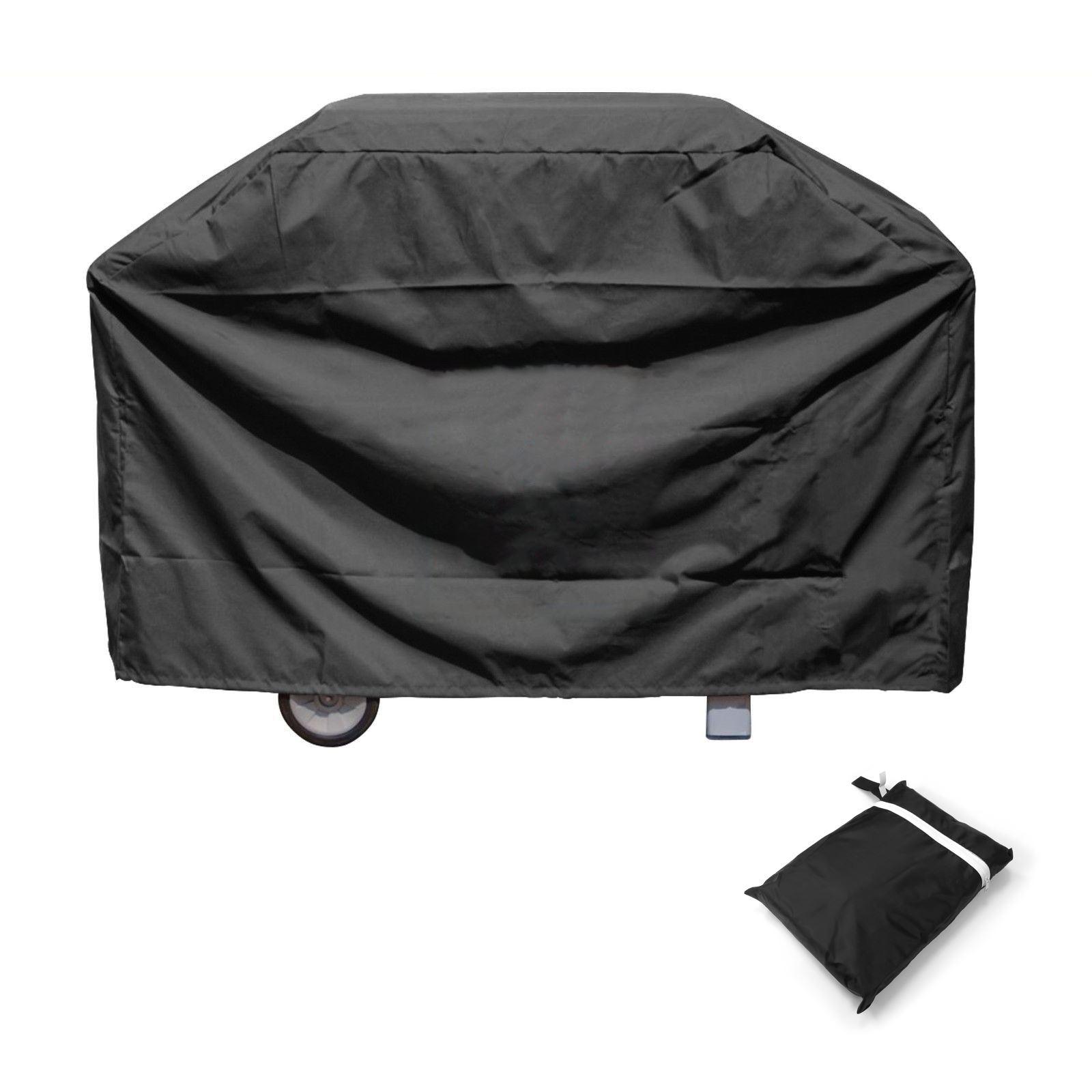 145cm BBQ Cover Heavy Duty Waterproof Garden Patio Rain Dust Protection