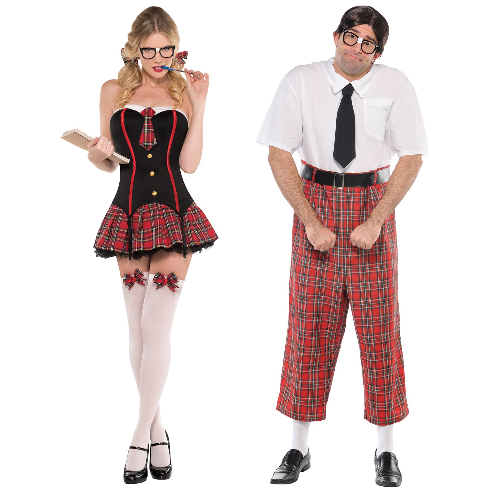 Adult school girl uniform-5620