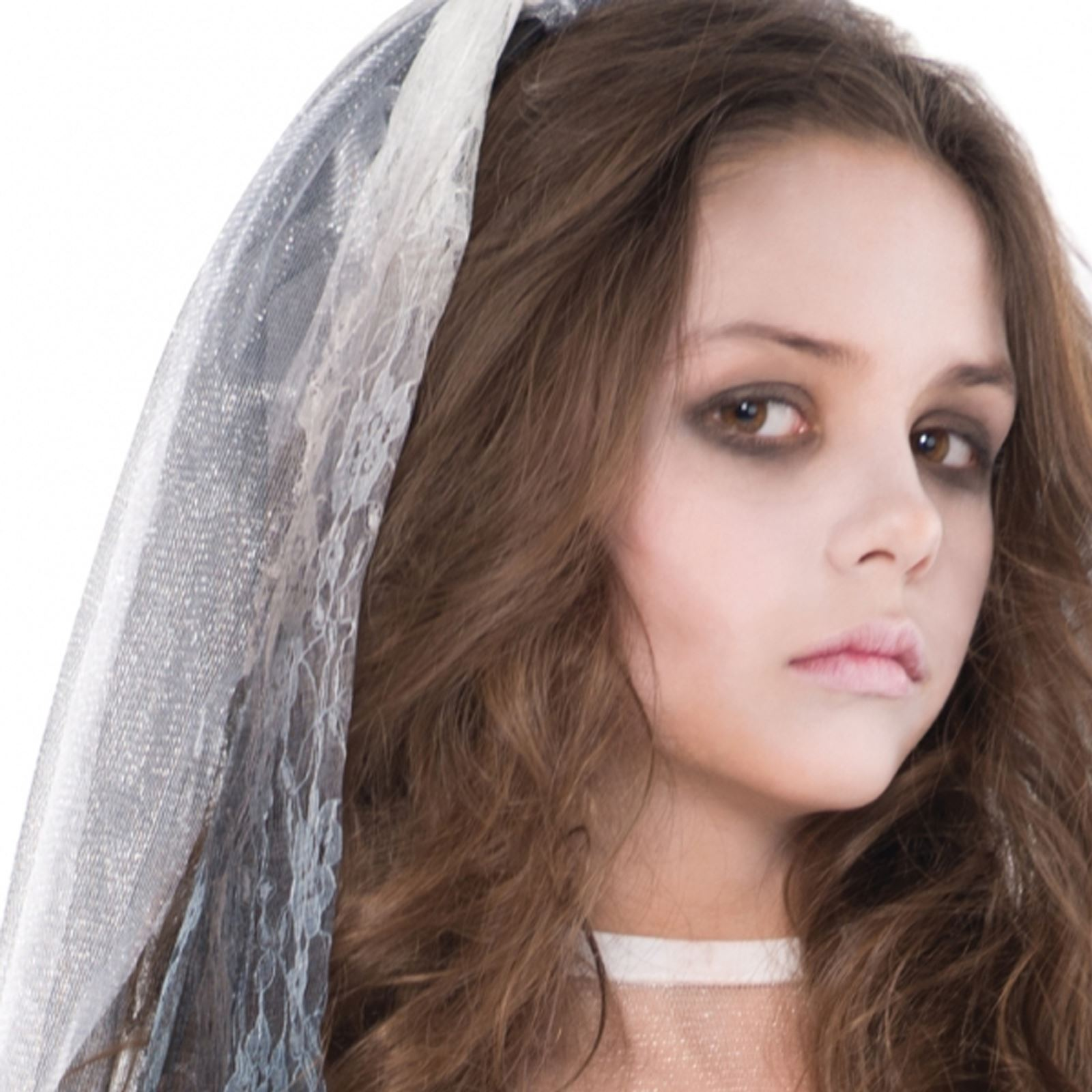 Teen Corpse Bride Halloween Ghost Wedding Zombie Girl