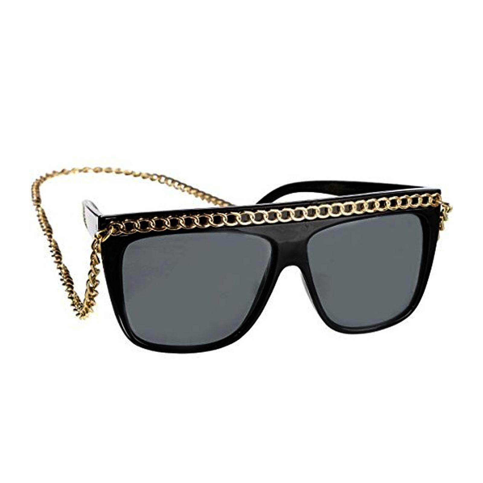 hip hop sonnenbrille goldkette gangster rapper promi kost m zubeh r ebay. Black Bedroom Furniture Sets. Home Design Ideas