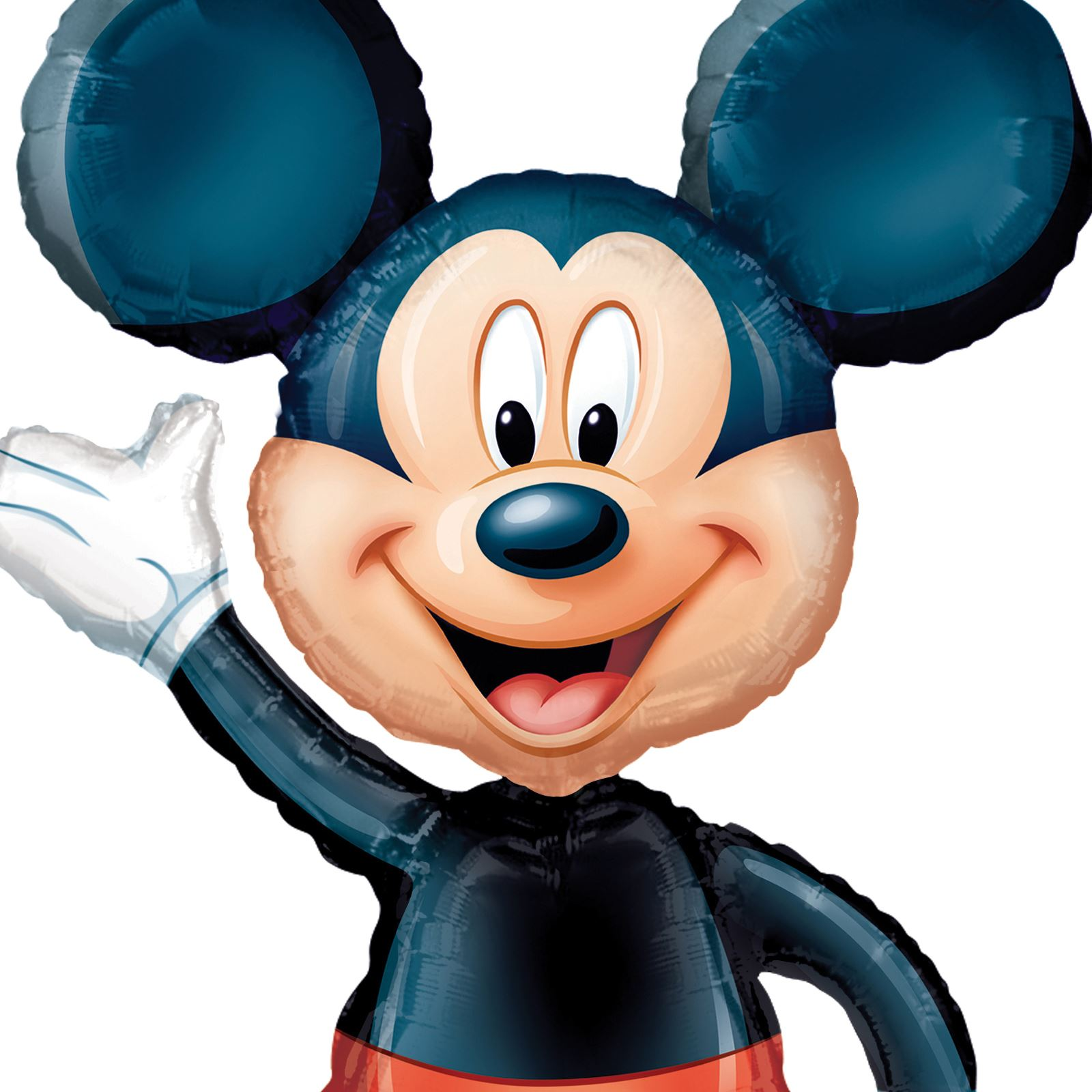 Huge 52 Quot Disney Minnie Mickey Mouse Airwalker Foil Helium